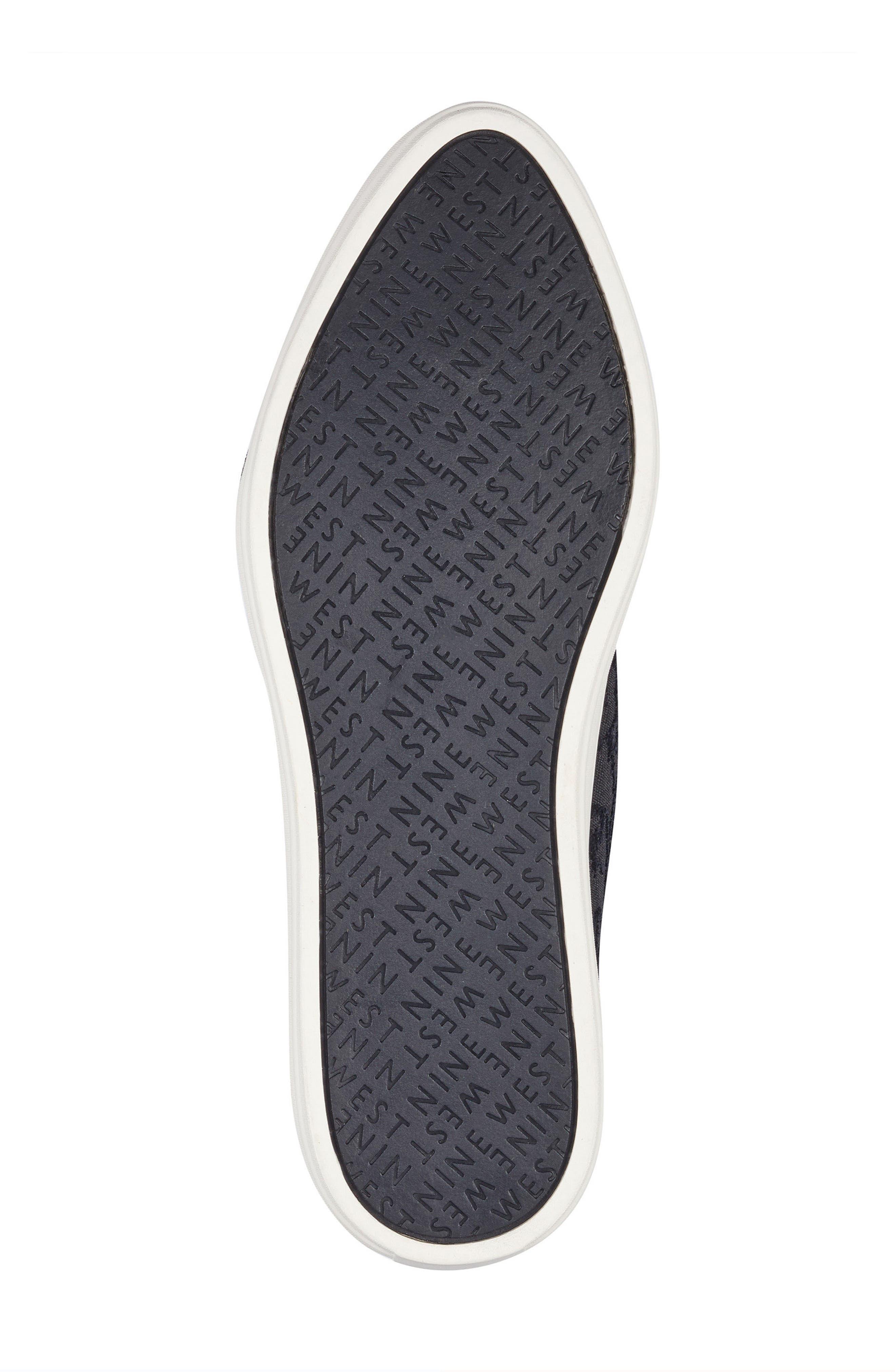 Shireene Slip-On Sneaker,                             Alternate thumbnail 6, color,                             002