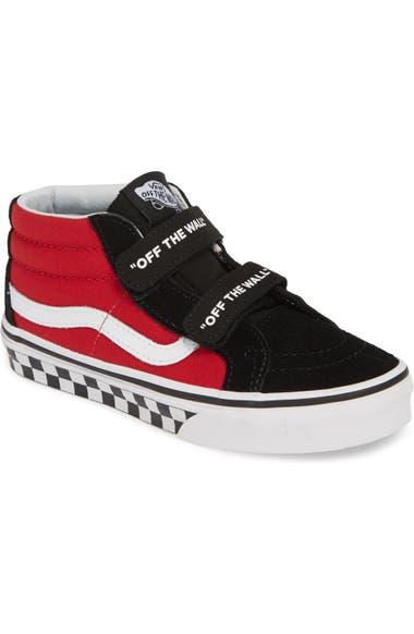 abca85835eab35 Vans Sk8-Mid Reissue V Sneaker (Baby