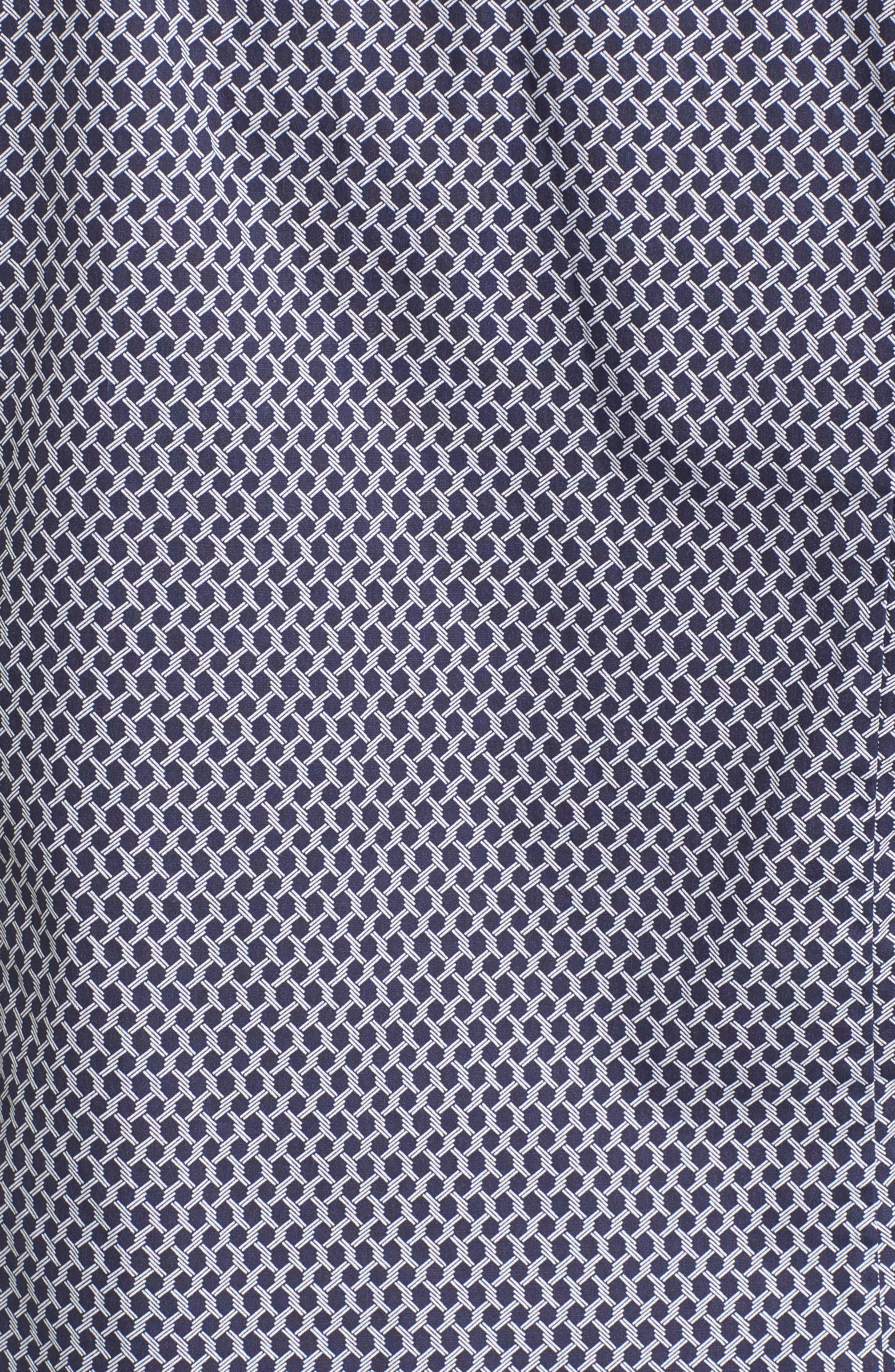 Lukas Regular Fit Print Sport Shirt,                             Alternate thumbnail 5, color,                             410