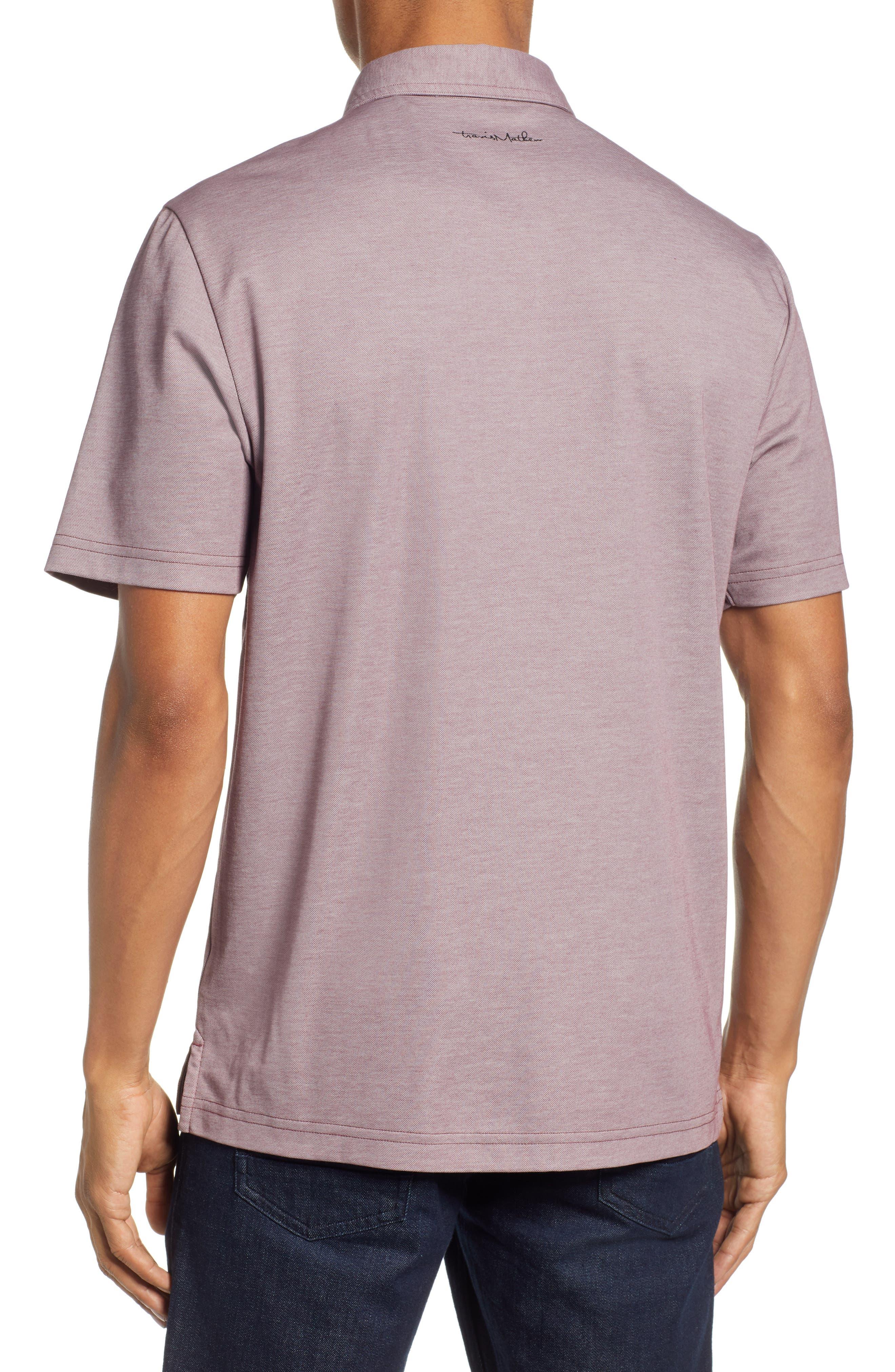 TRAVIS MATHEW,                             Tonk Regular Fit Polo Shirt,                             Alternate thumbnail 2, color,                             600