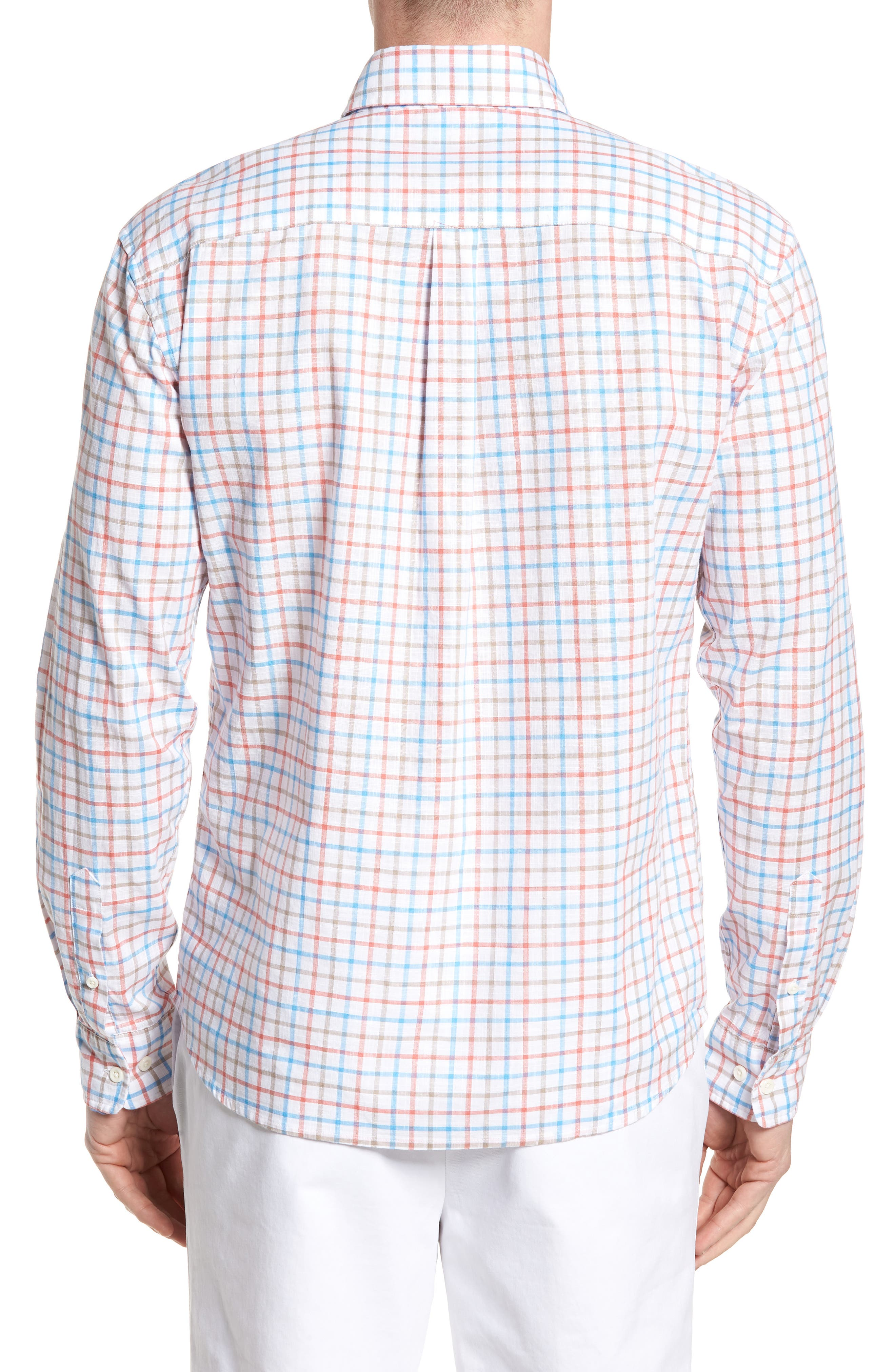 Grayson Regular Fit Sport Shirt,                             Alternate thumbnail 2, color,