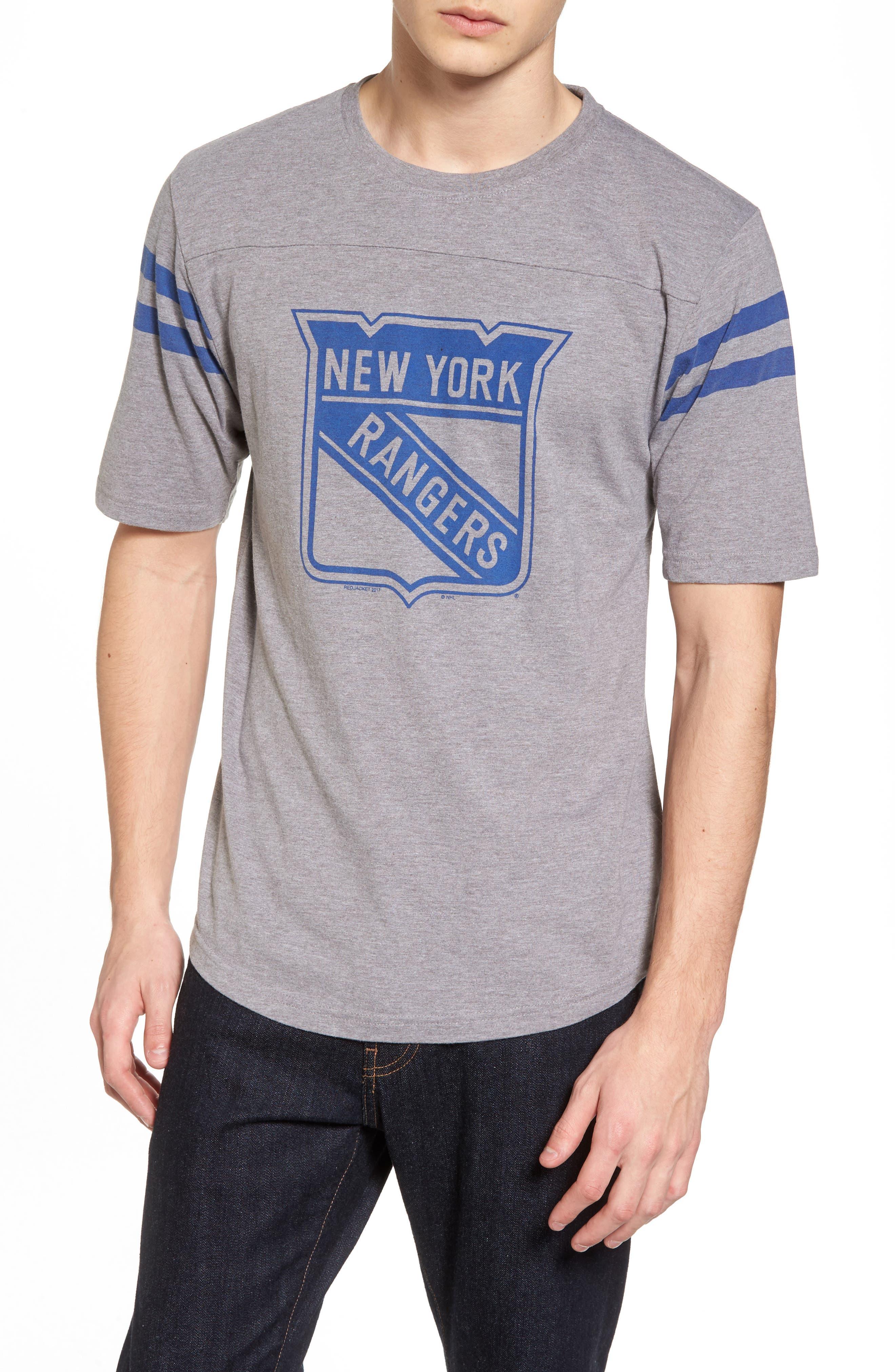 Crosby New York Rangers T-Shirt,                             Main thumbnail 1, color,                             073