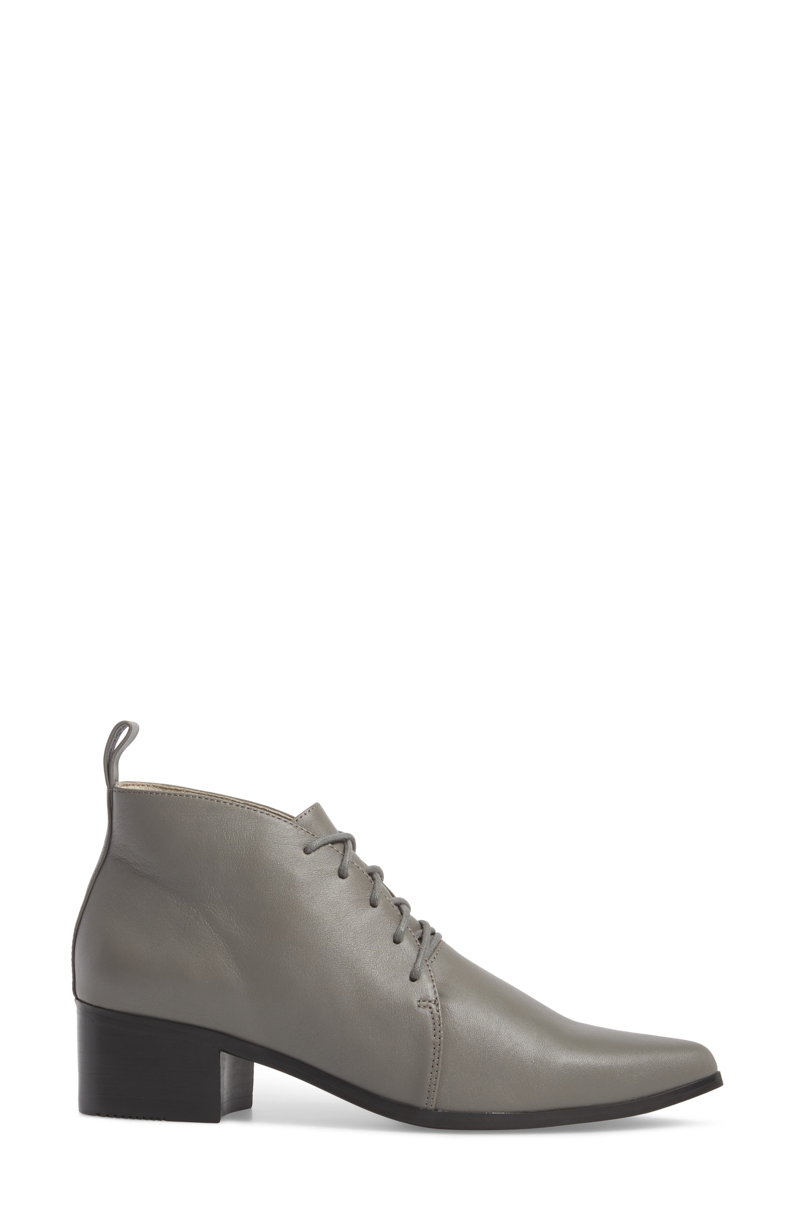 Waverly Lace-Up Bootie,                             Alternate thumbnail 3, color,                             035
