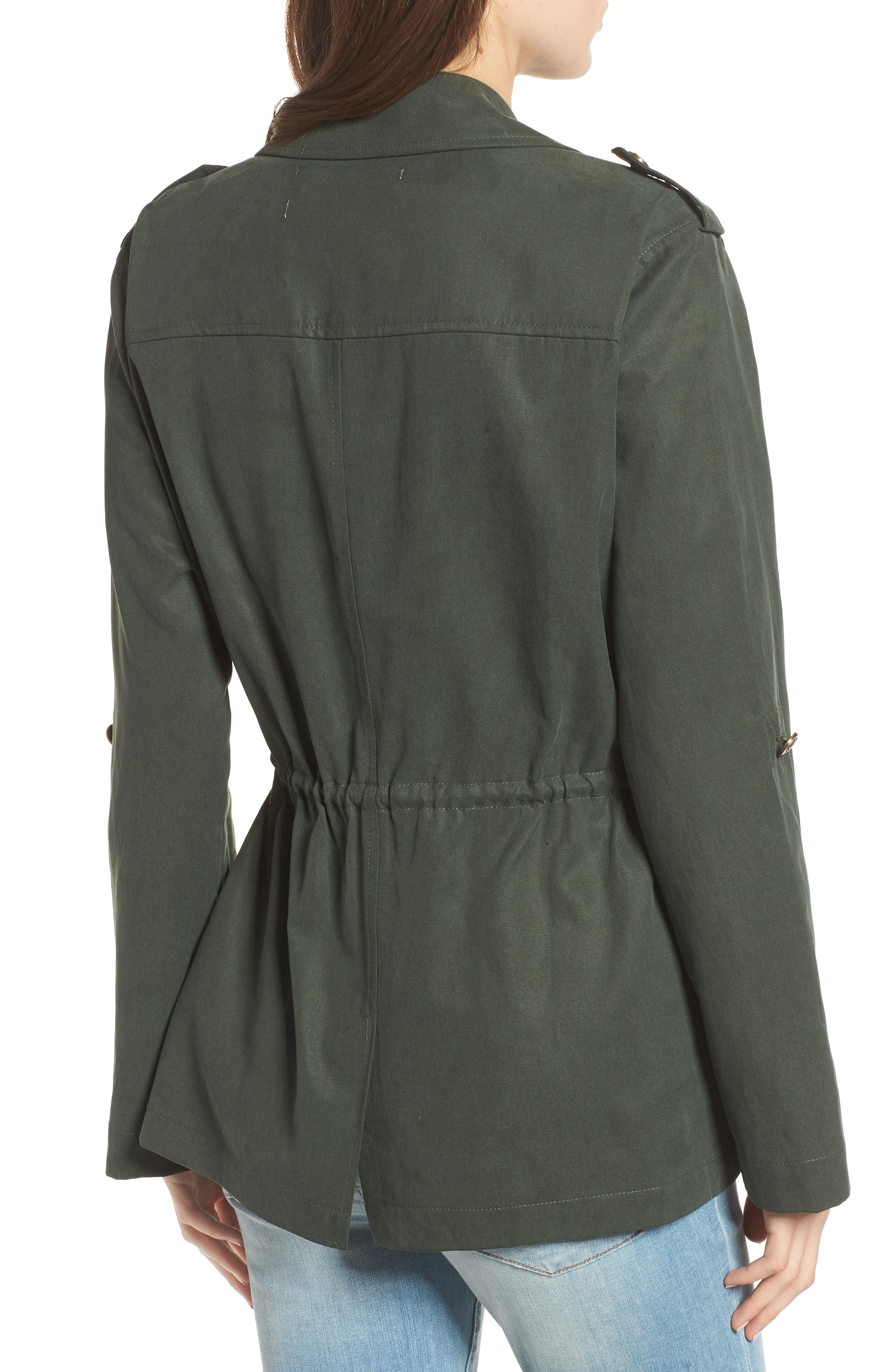 Brannen Military Jacket,                             Alternate thumbnail 2, color,                             310