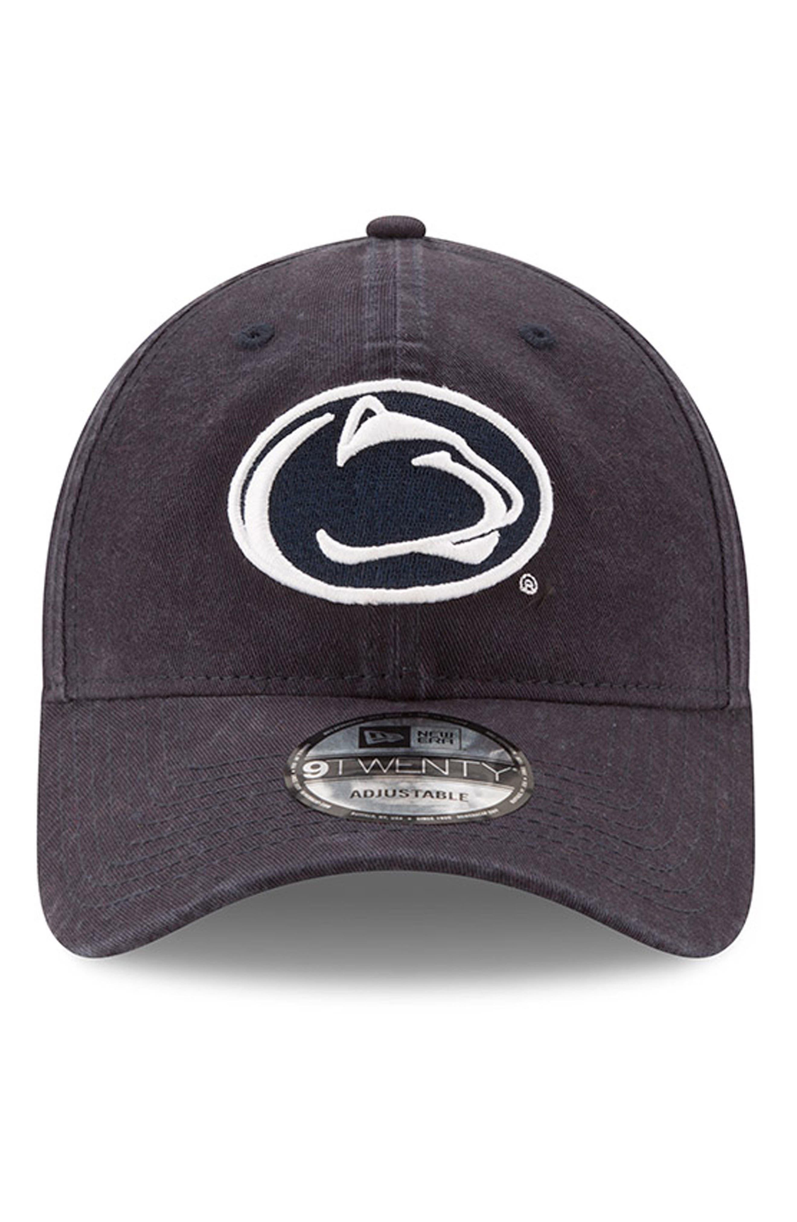 New Era Collegiate Core Classic - Penn State Nittany Lions Baseball Cap,                             Alternate thumbnail 2, color,