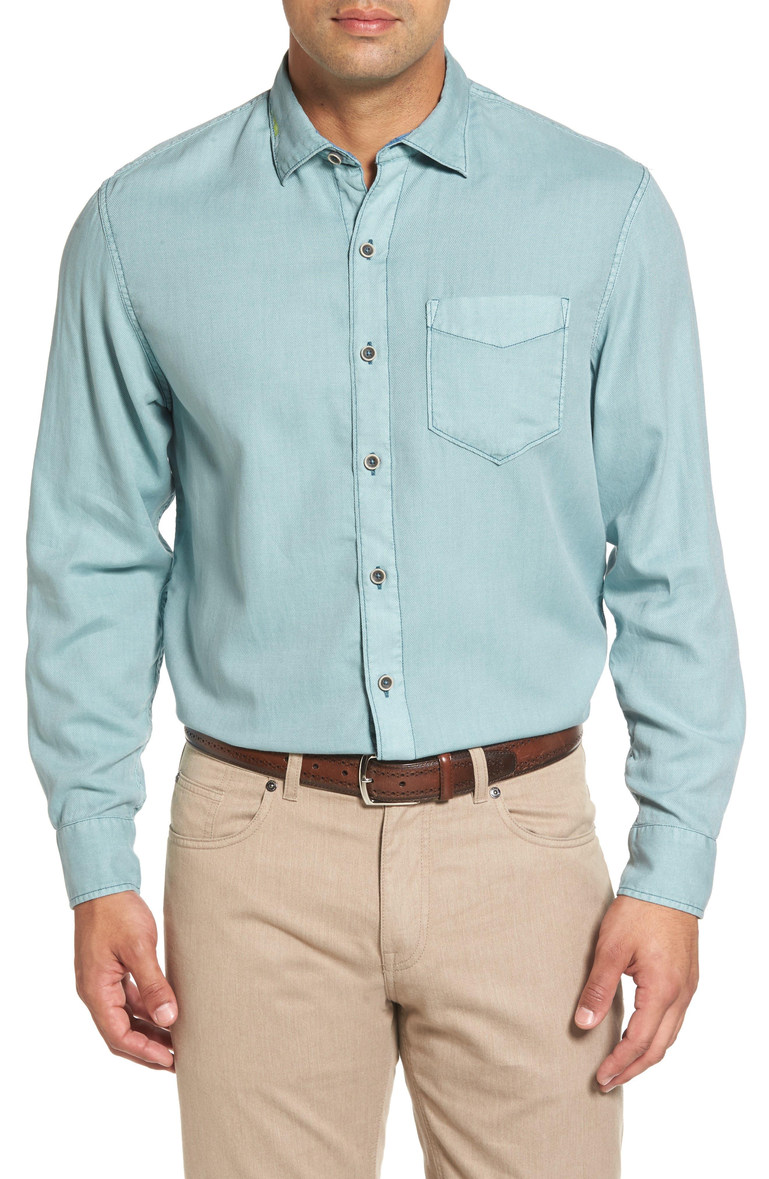 Dobby Dylan Sport Shirt,                             Main thumbnail 1, color,