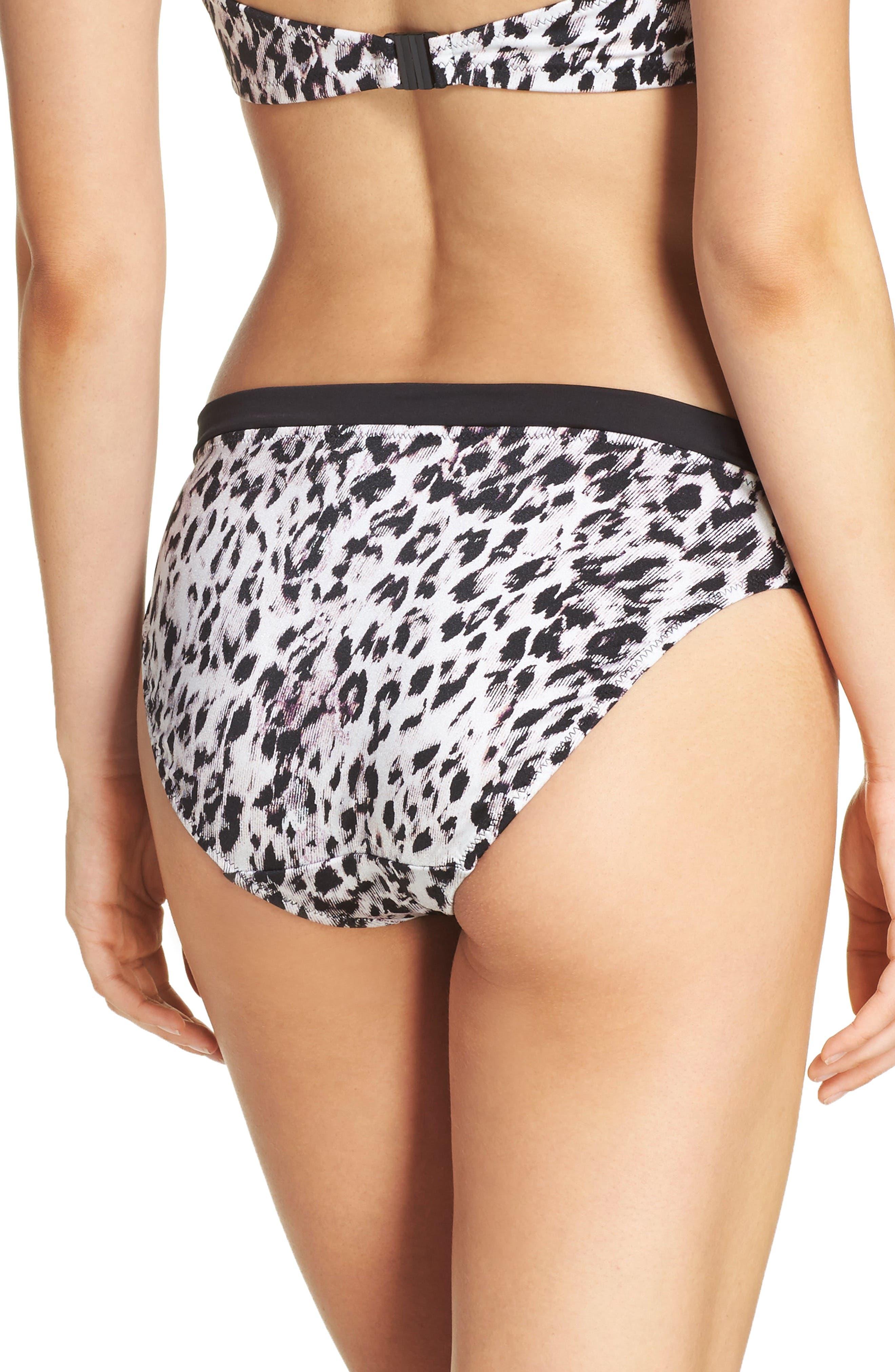 Masai Mara Bikini Bottoms,                             Alternate thumbnail 2, color,                             001