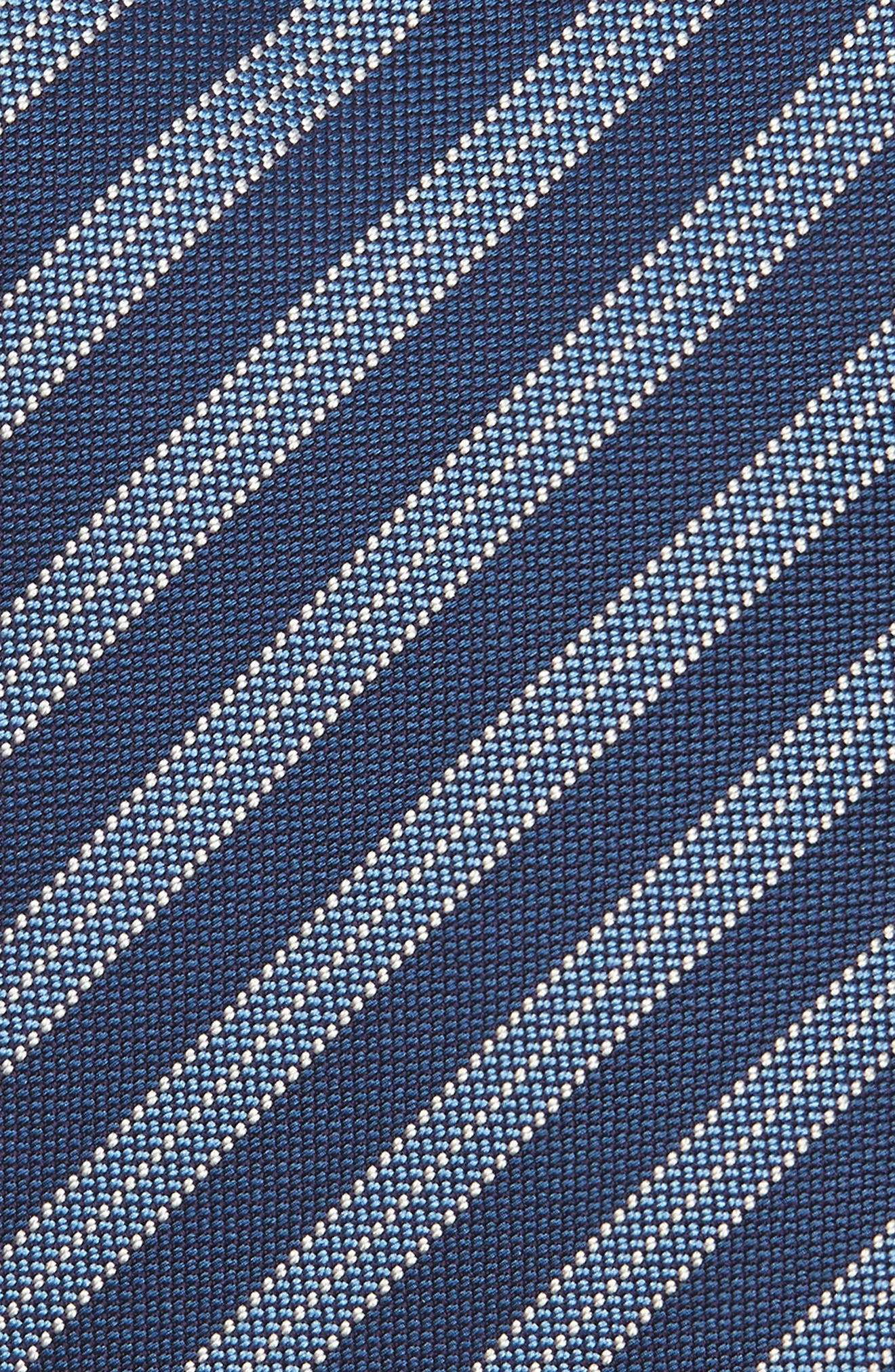 Stripe Silk Tie,                             Alternate thumbnail 5, color,