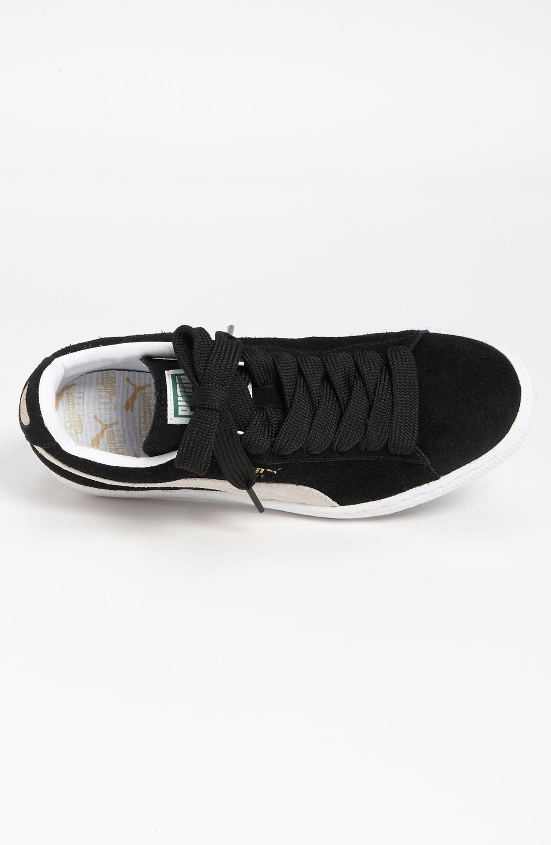 'Classic Eco' Sneaker,                             Alternate thumbnail 3, color,                             001
