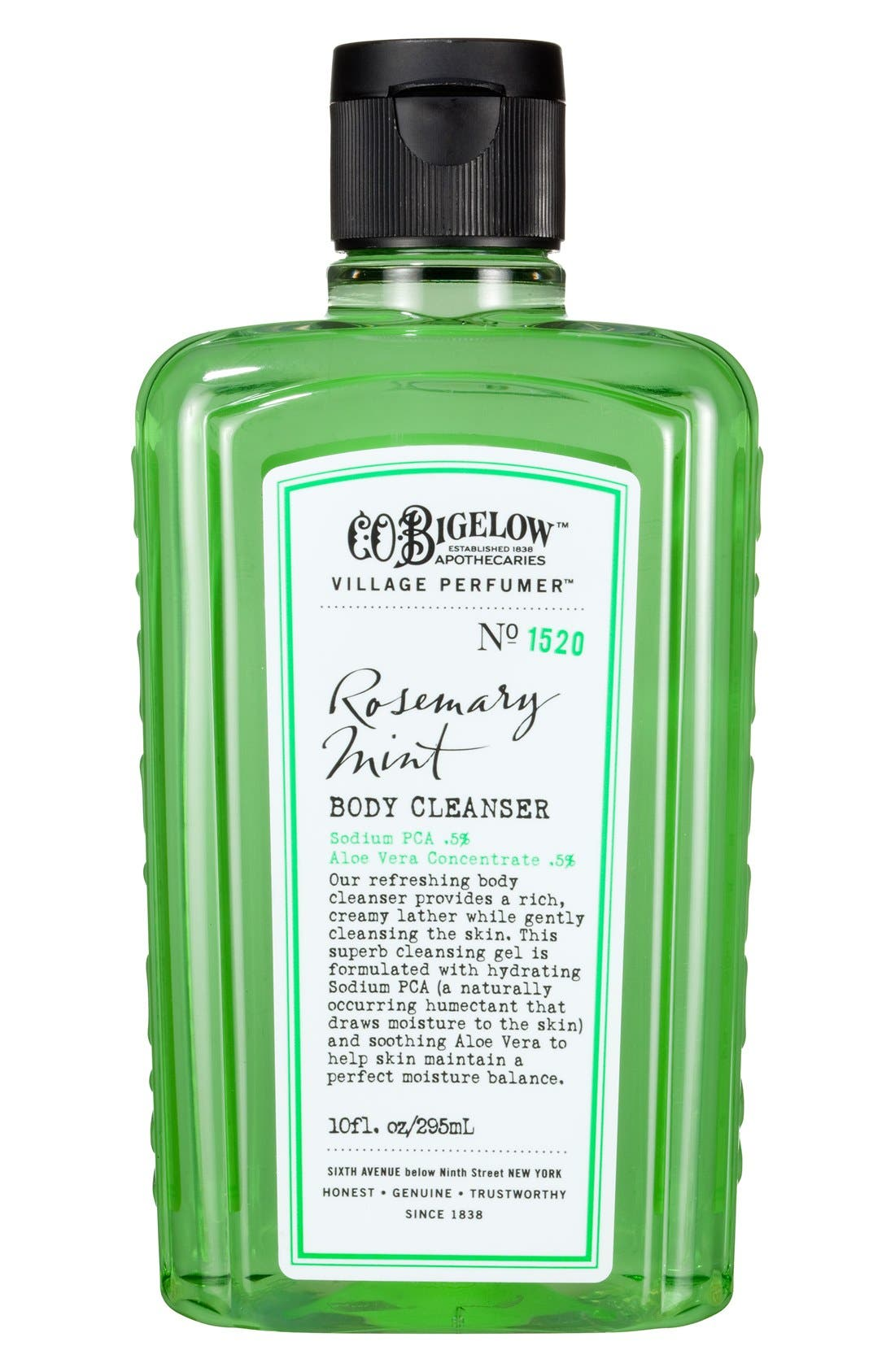 Body Cleanser,                         Main,                         color, ROSEMARY