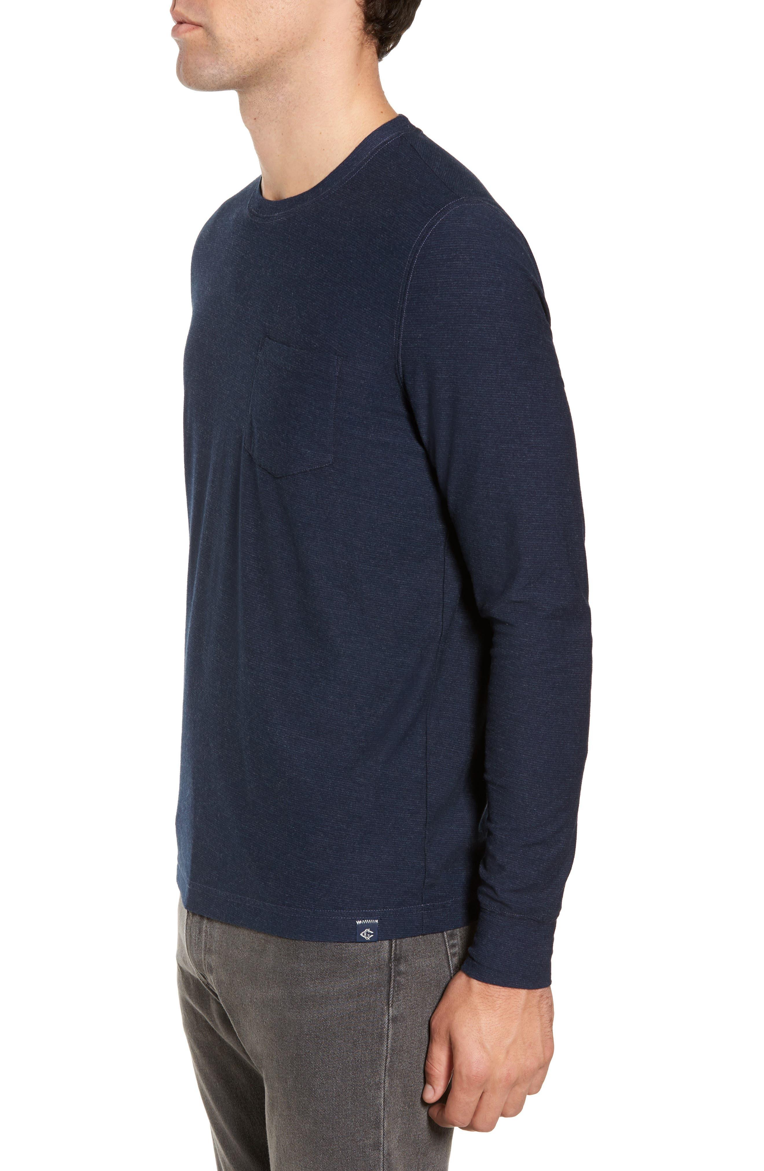 Drake Crewneck Shirt,                             Alternate thumbnail 3, color,                             411