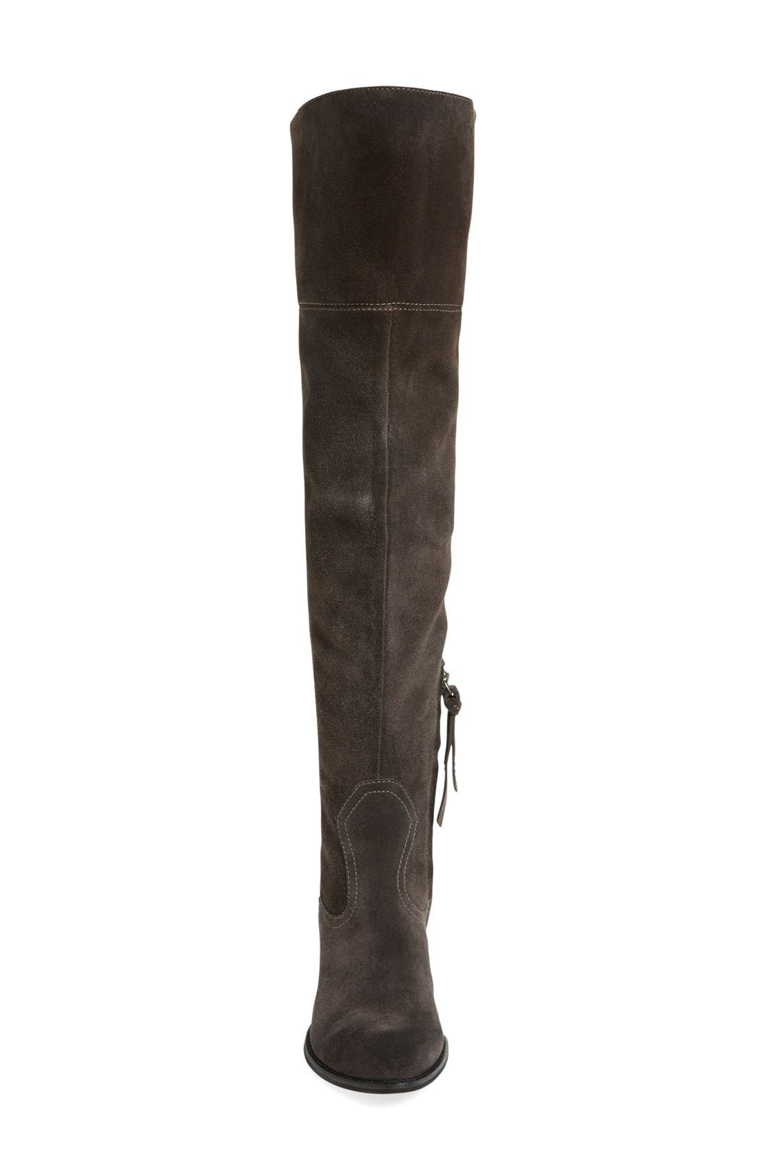 'Silas' Over the Knee Boot,                             Alternate thumbnail 7, color,