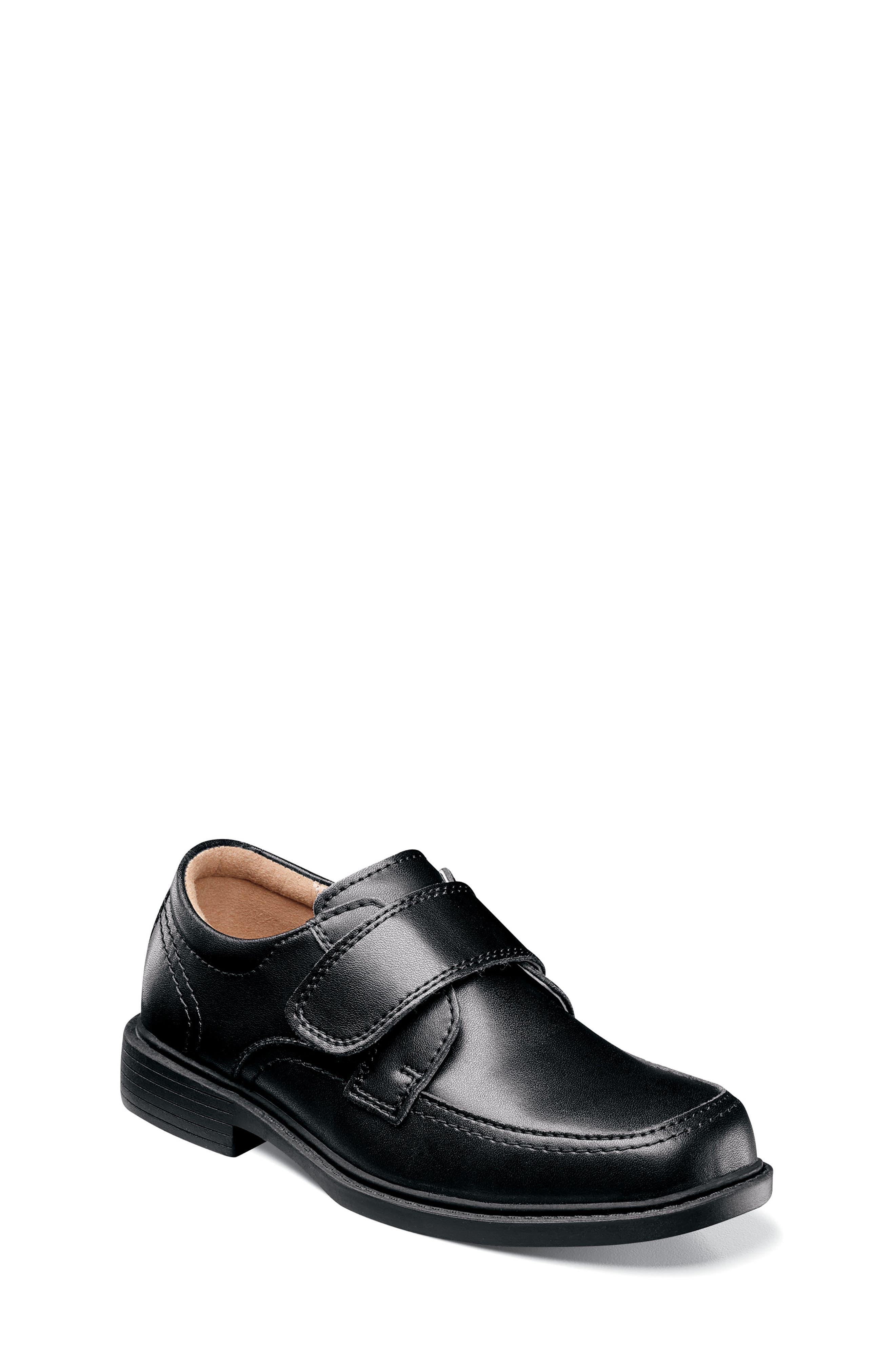 Berwyn II Slip-On, Main, color, BLACK