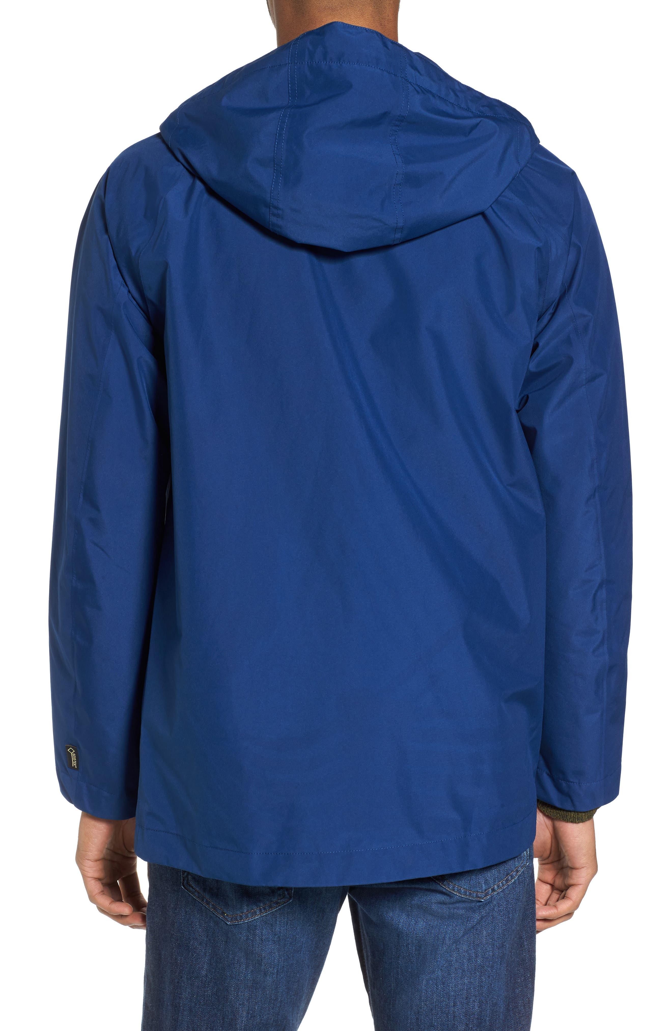 Atlantic Gore-Tex<sup>®</sup> Hooded Coat,                             Alternate thumbnail 2, color,                             407