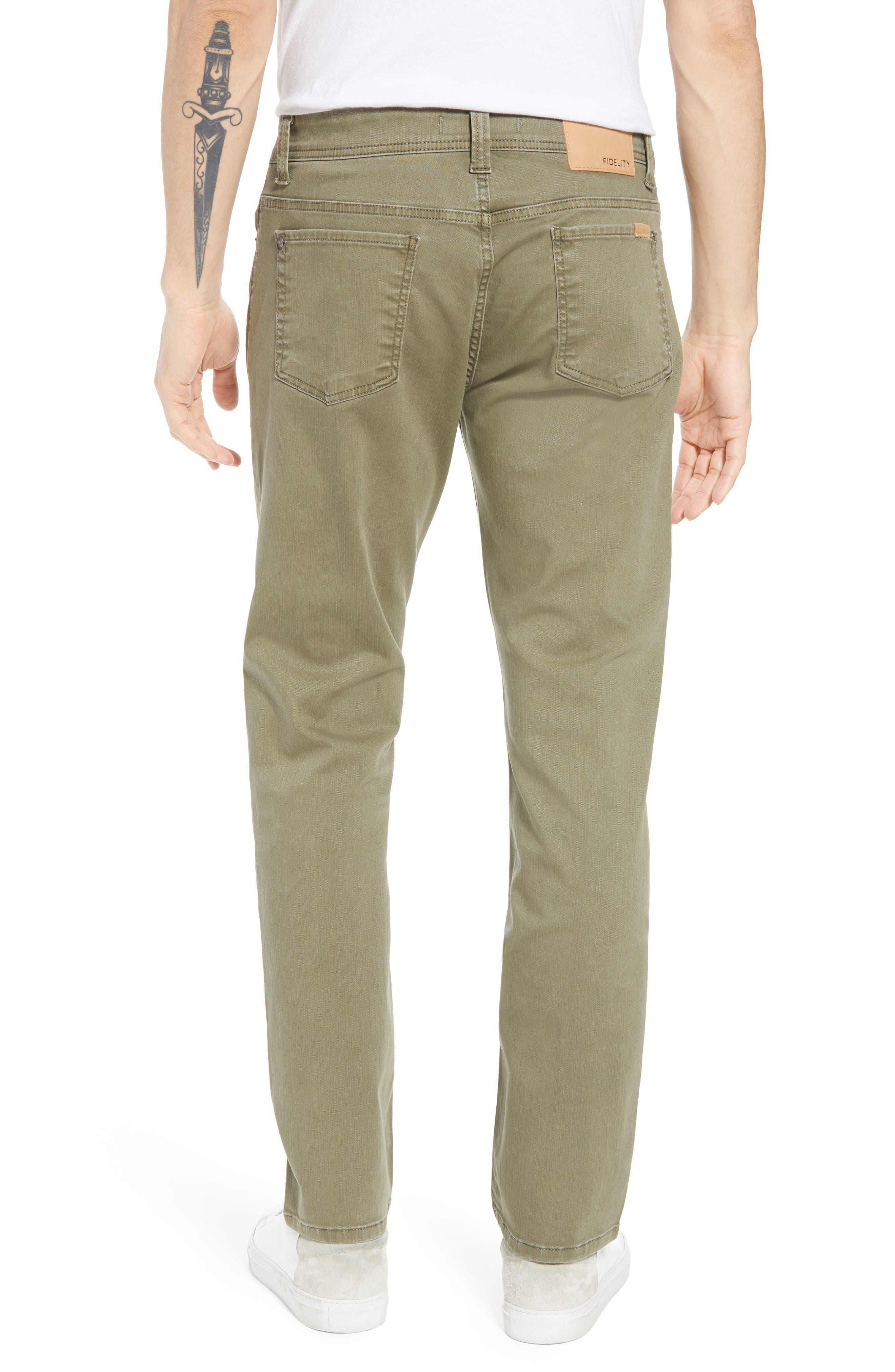 Jimmy Slim Straight Leg Jeans,                             Alternate thumbnail 2, color,                             300