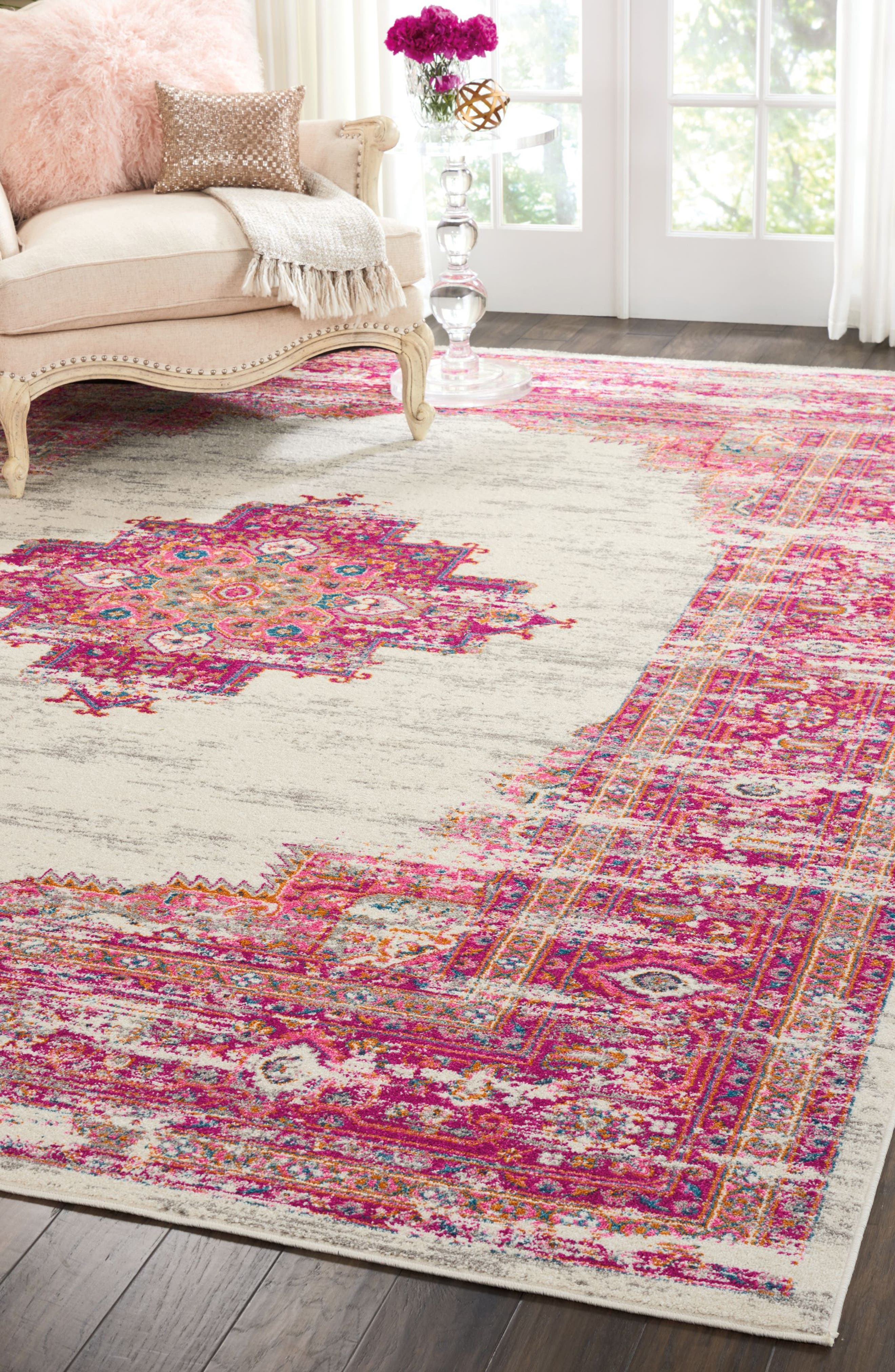 Passion Rug,                             Alternate thumbnail 27, color,