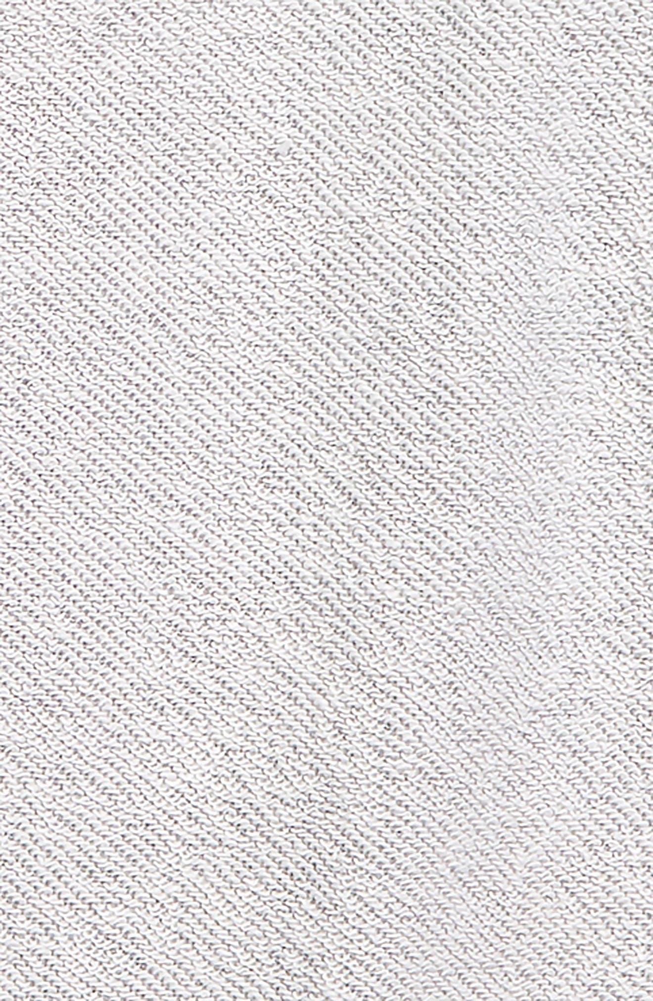 Elwood Splices Oversize Sweatshirt,                             Alternate thumbnail 2, color,                             HEATHER GREY