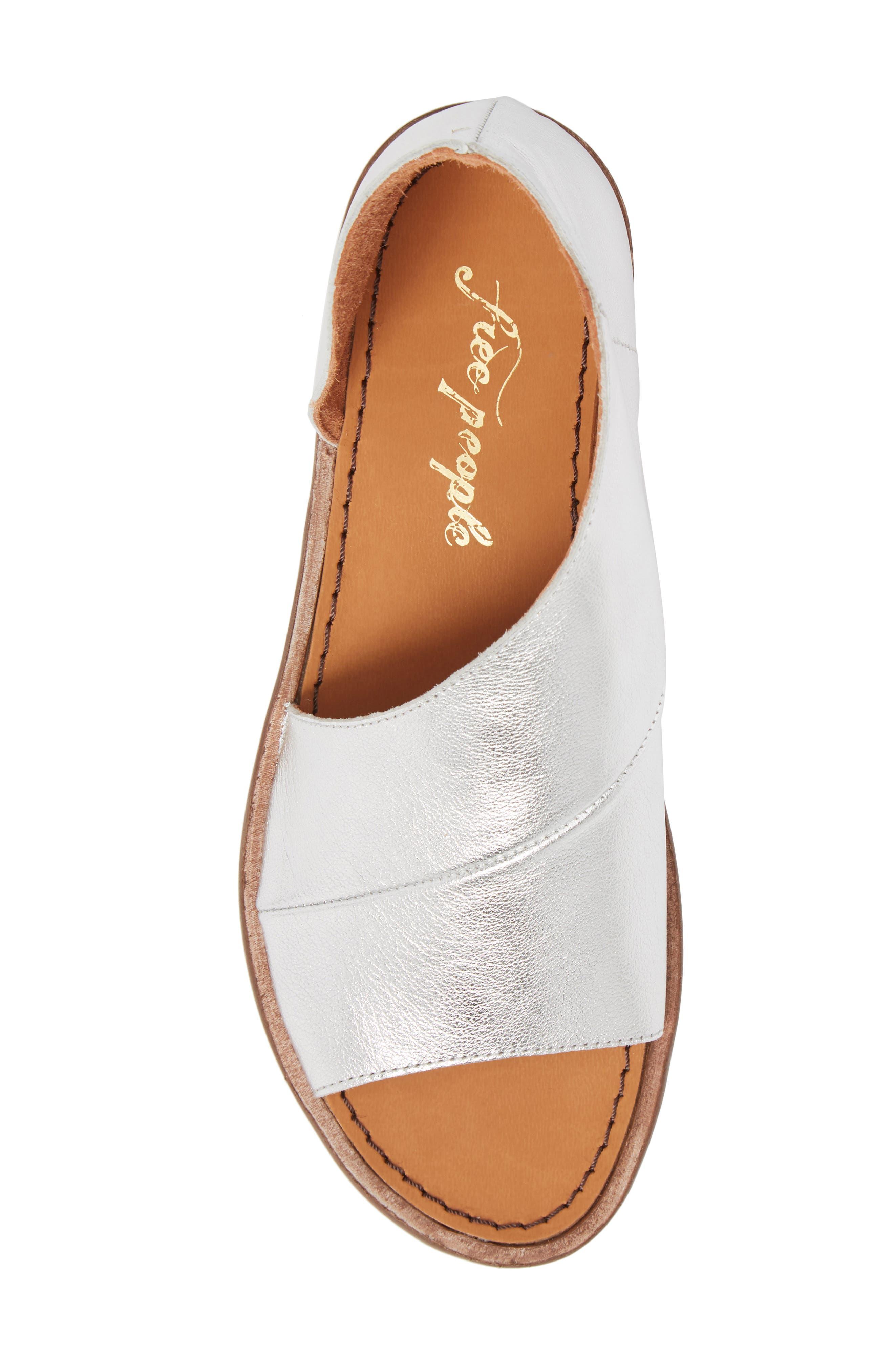'Mont Blanc' Asymmetrical Sandal,                             Alternate thumbnail 56, color,