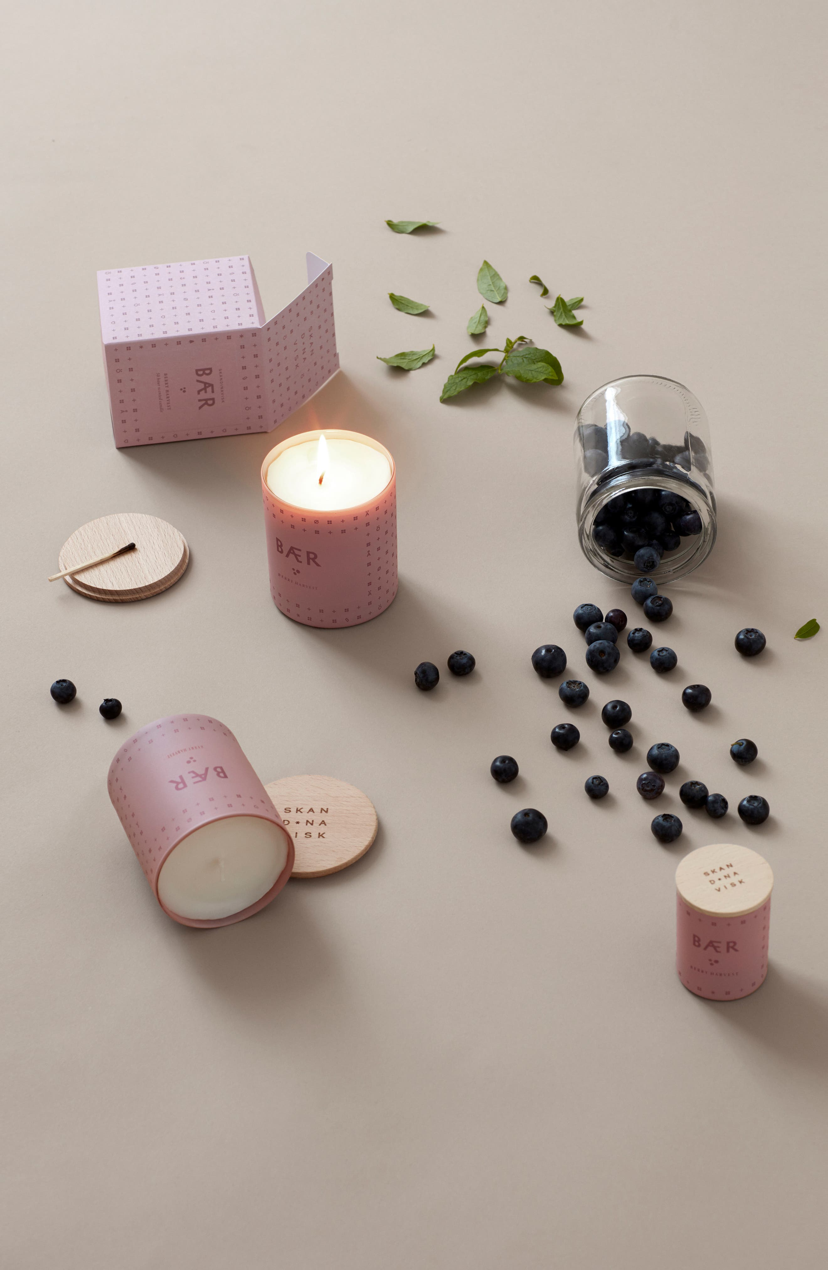 Scented Jar Candle,                             Alternate thumbnail 4, color,