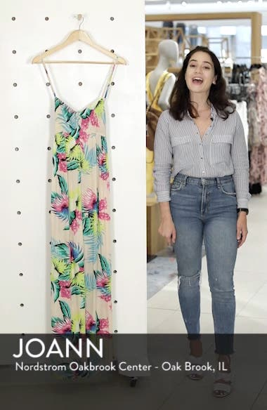 Ophelia Maxi Dress, sales video thumbnail
