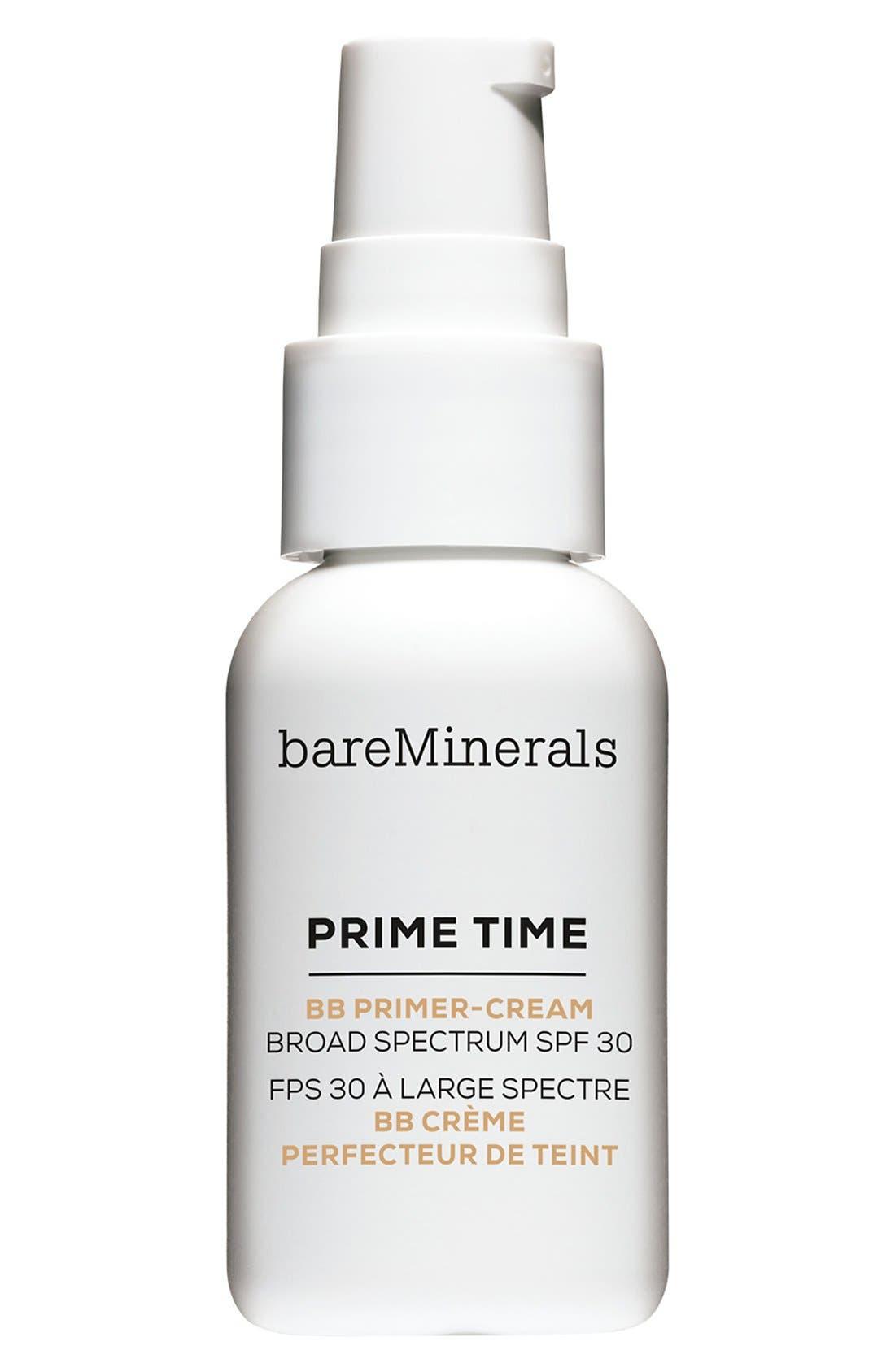 Prime Time BB Primer-Cream Broad Spectrum SPF 30,                             Main thumbnail 4, color,