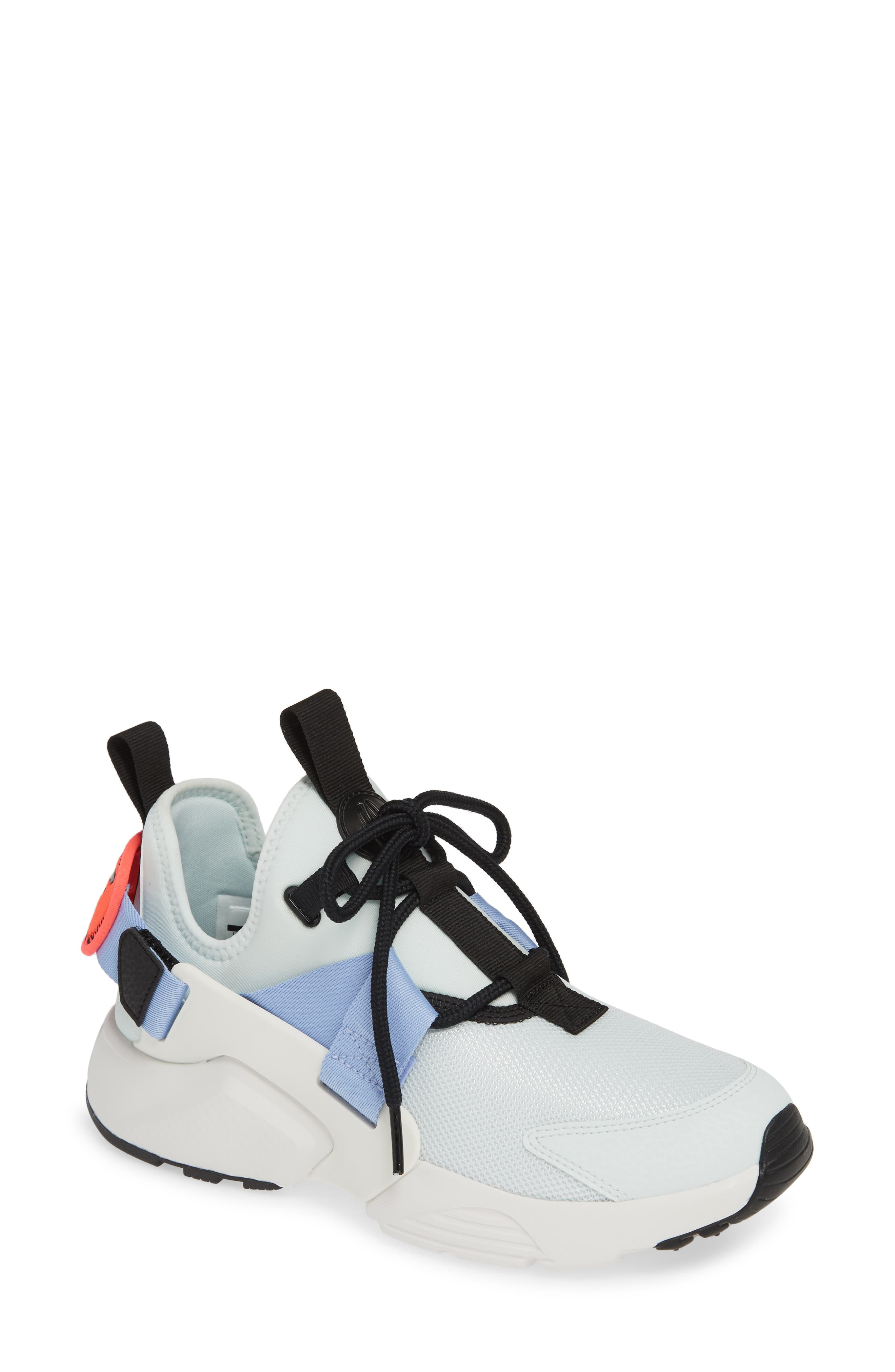 NIKE Air Huarache City Sneaker, Main, color, GHOST AQUA/ BLACK/ WHITE