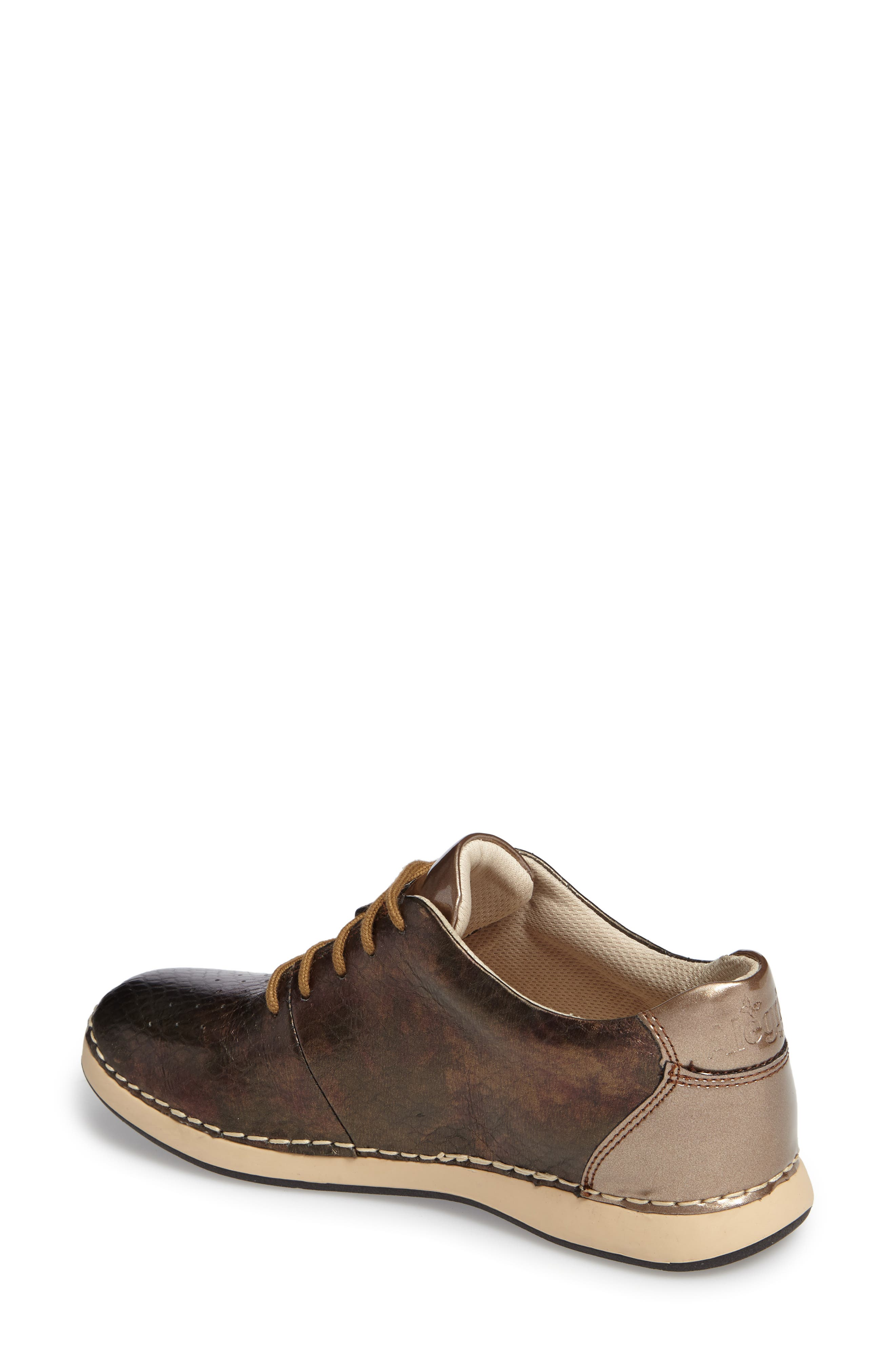 Essence Lace-Up Leather Oxford,                             Alternate thumbnail 52, color,