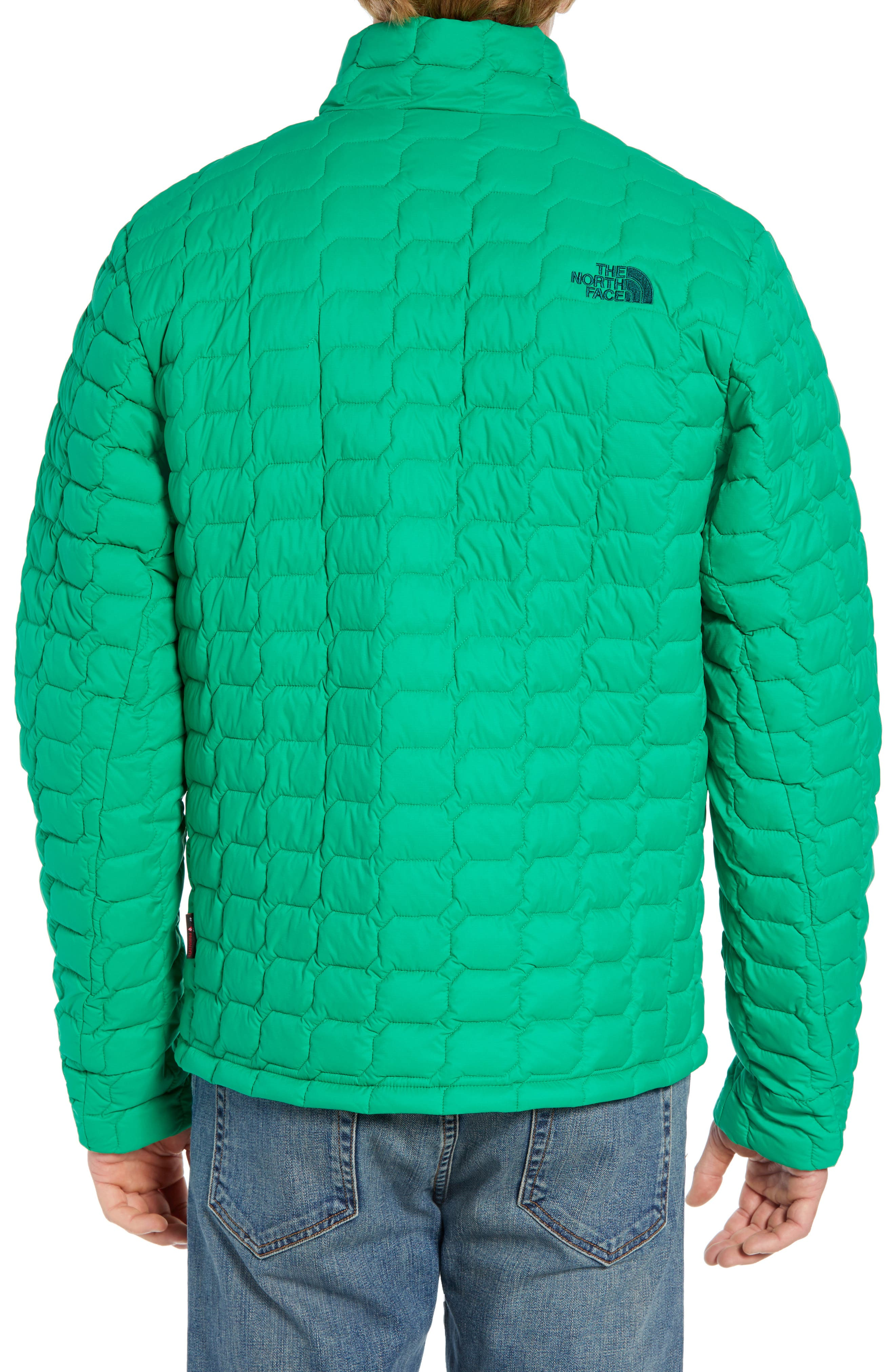 THE NORTH FACE,                             ThermoBall<sup>™</sup> Jacket,                             Alternate thumbnail 2, color,                             PRIMARY GREEN MATTE