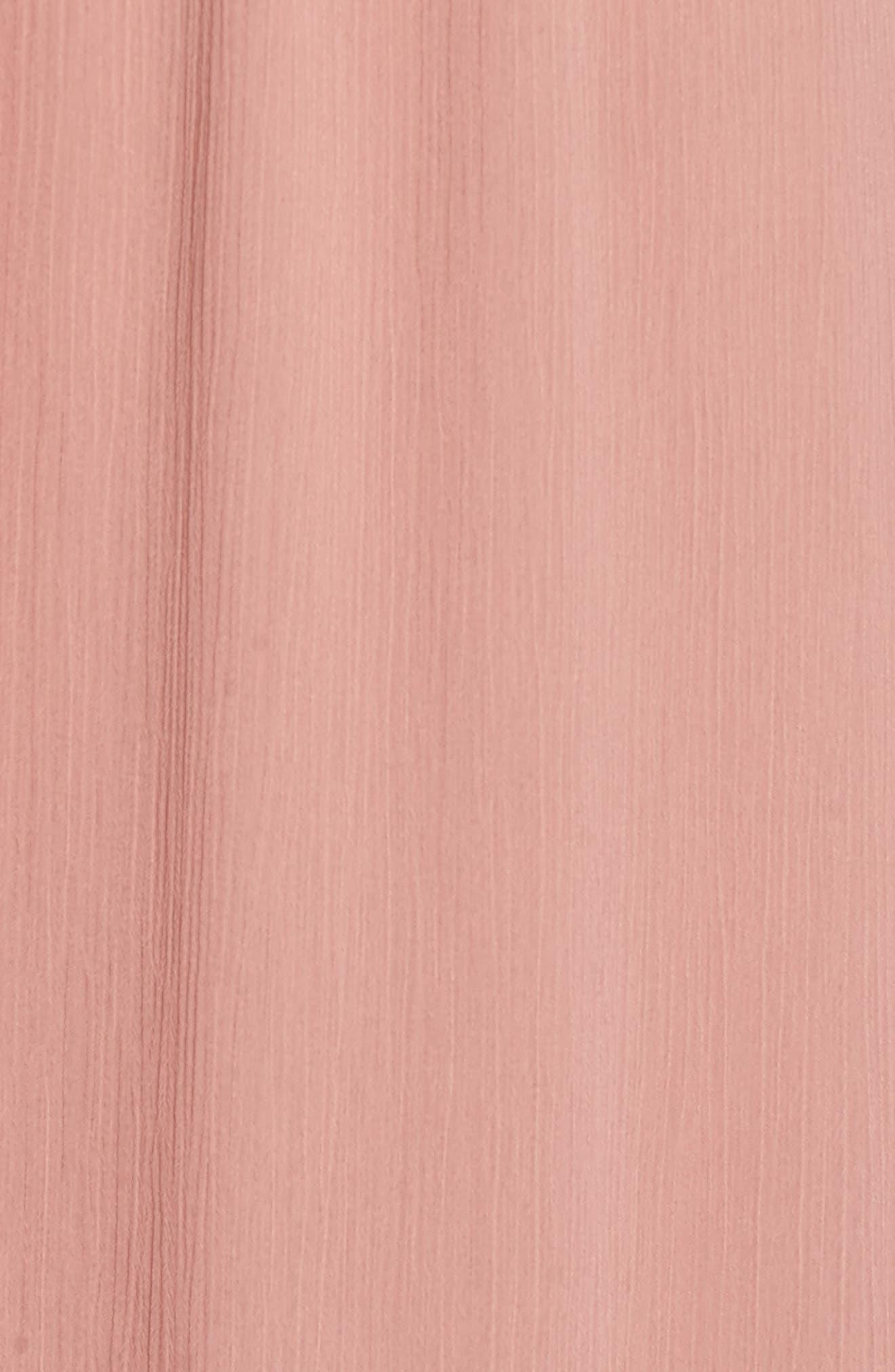Henderson Print Off the Shoulder Maxi Dress,                             Alternate thumbnail 5, color,                             650