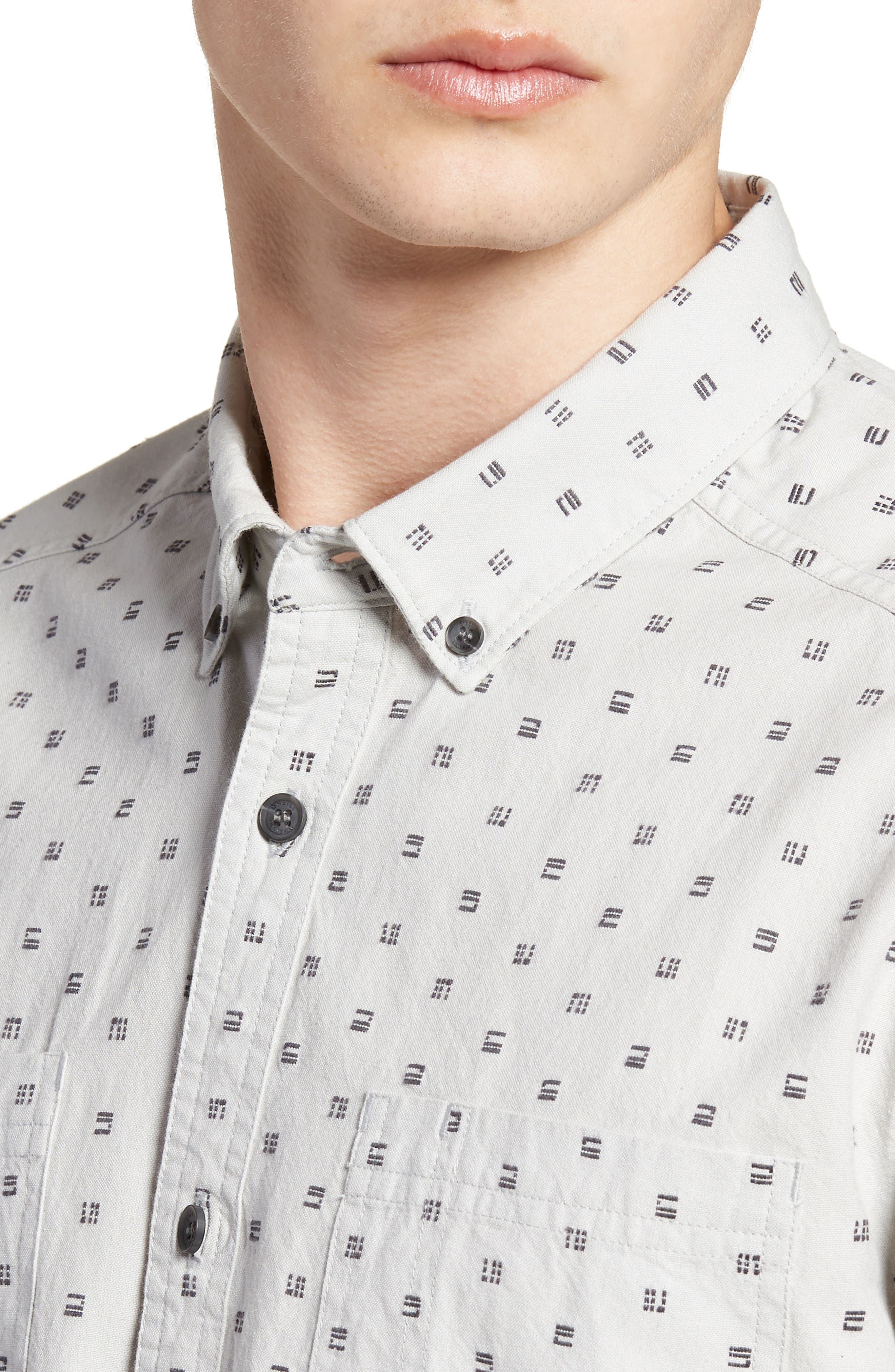 Fifty Two Short Sleeve Shirt,                             Alternate thumbnail 4, color,                             036