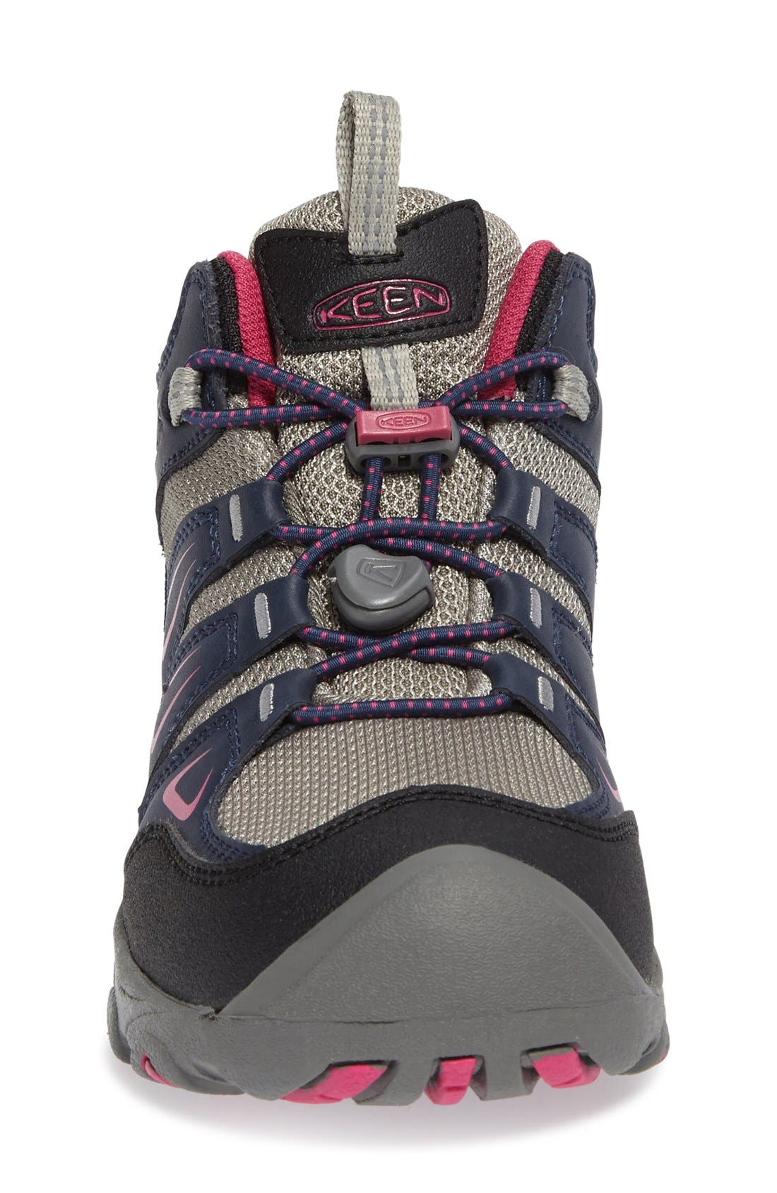 'Oakridge' Waterproof Hiking Boot,                             Alternate thumbnail 8, color,