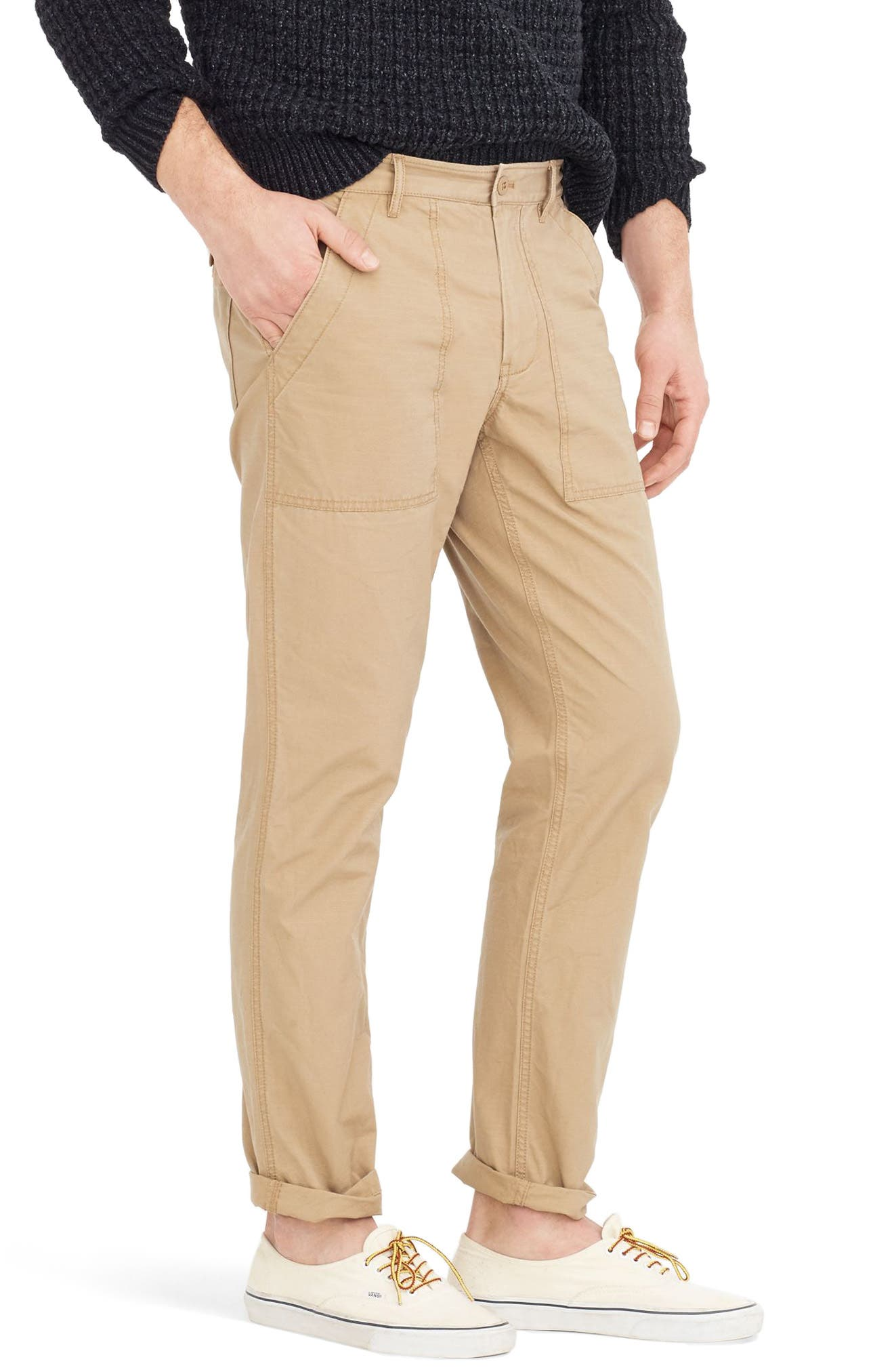 770 Straight Fit Ripstop Camp Pants,                             Alternate thumbnail 3, color,                             250