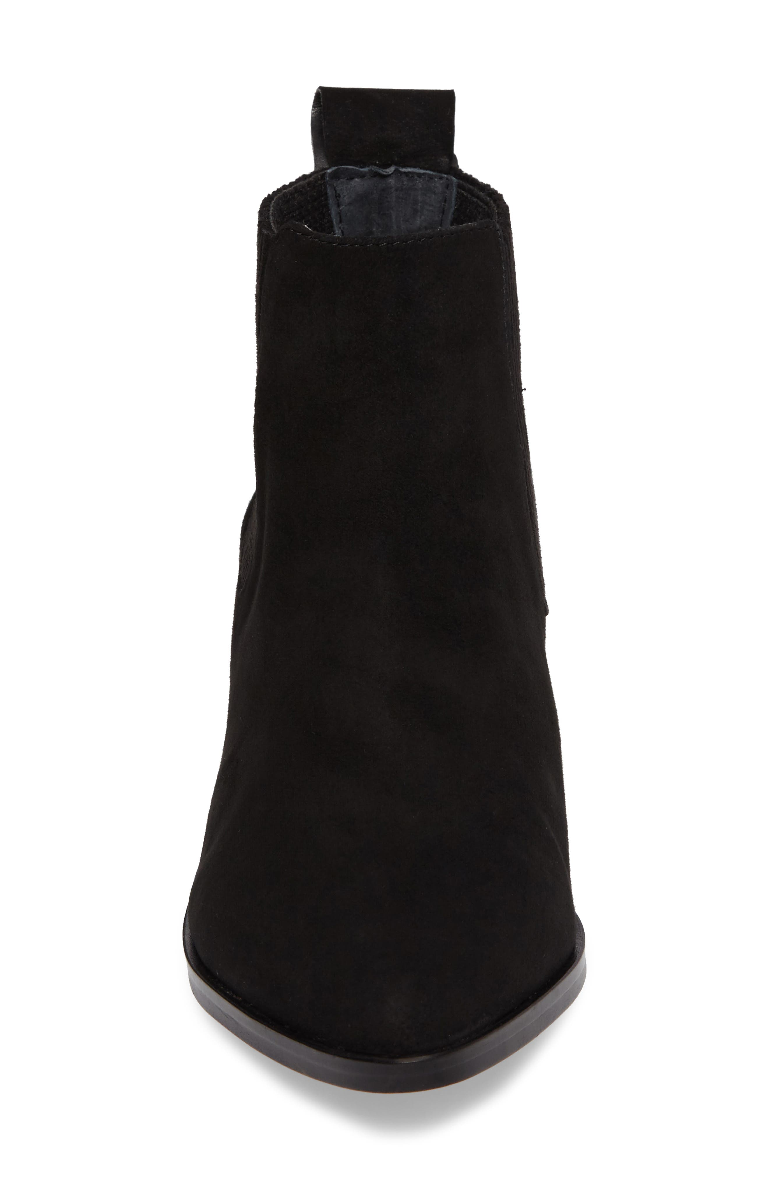 Macie Pointy Toe Chelsea Bootie,                             Alternate thumbnail 15, color,