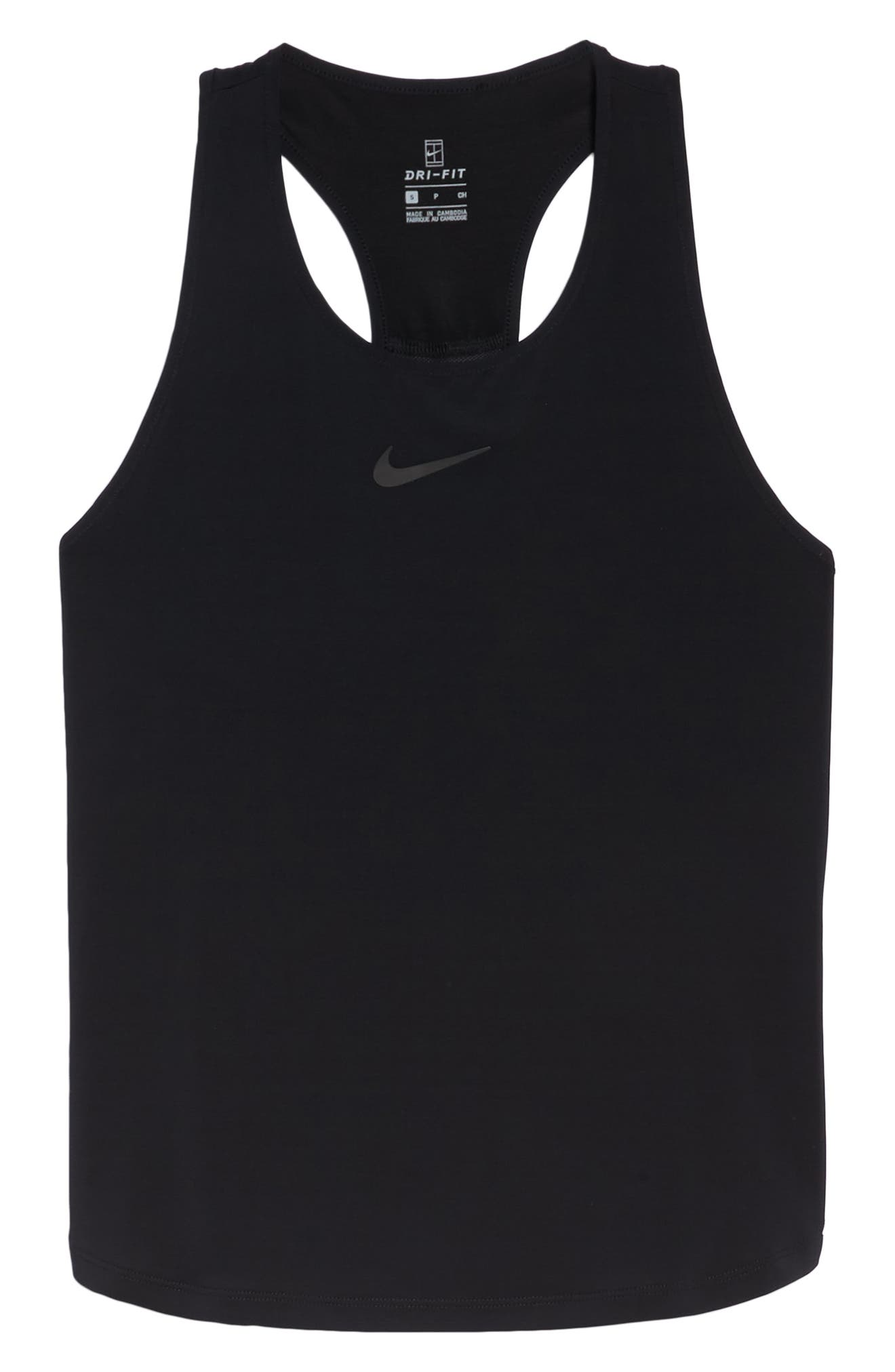 Court Dry Slam Tennis Tank,                             Alternate thumbnail 6, color,                             010