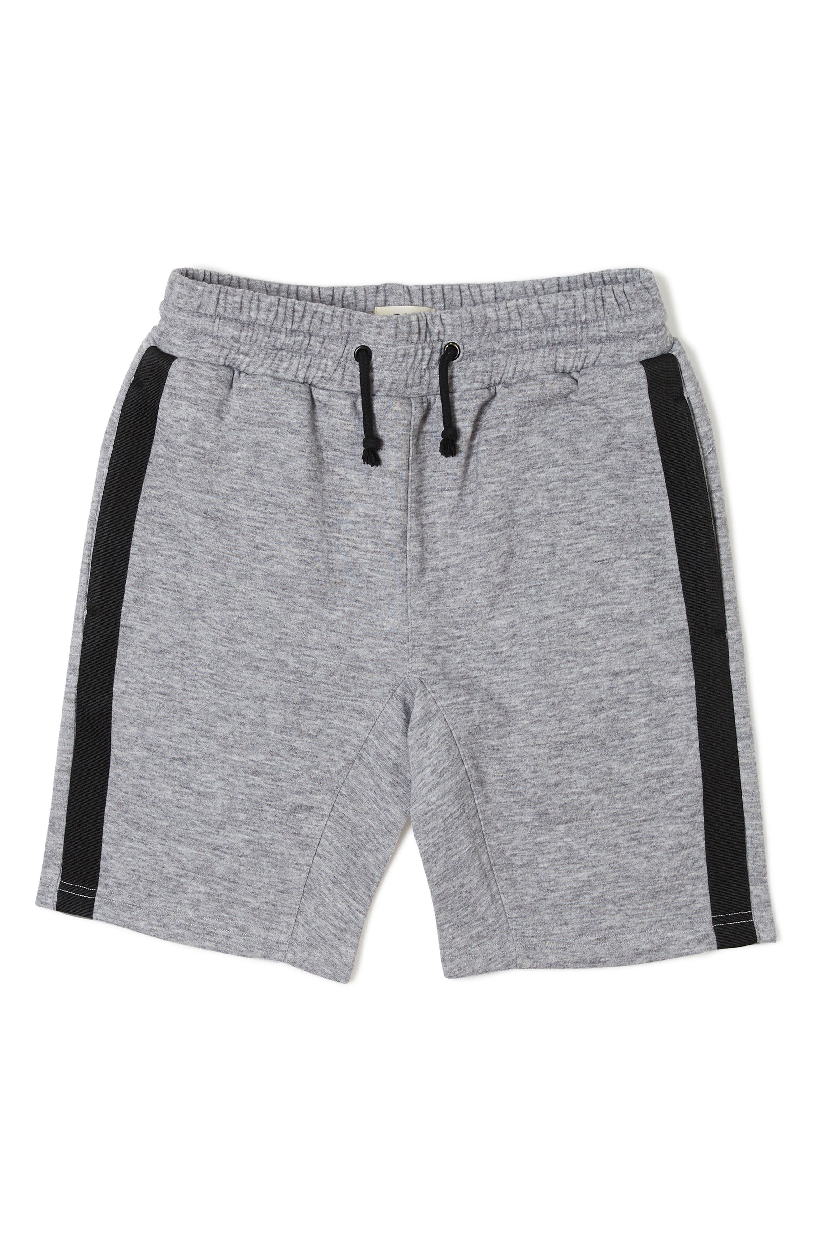 Rhett Knit Shorts,                         Main,                         color, HEATHER GREY