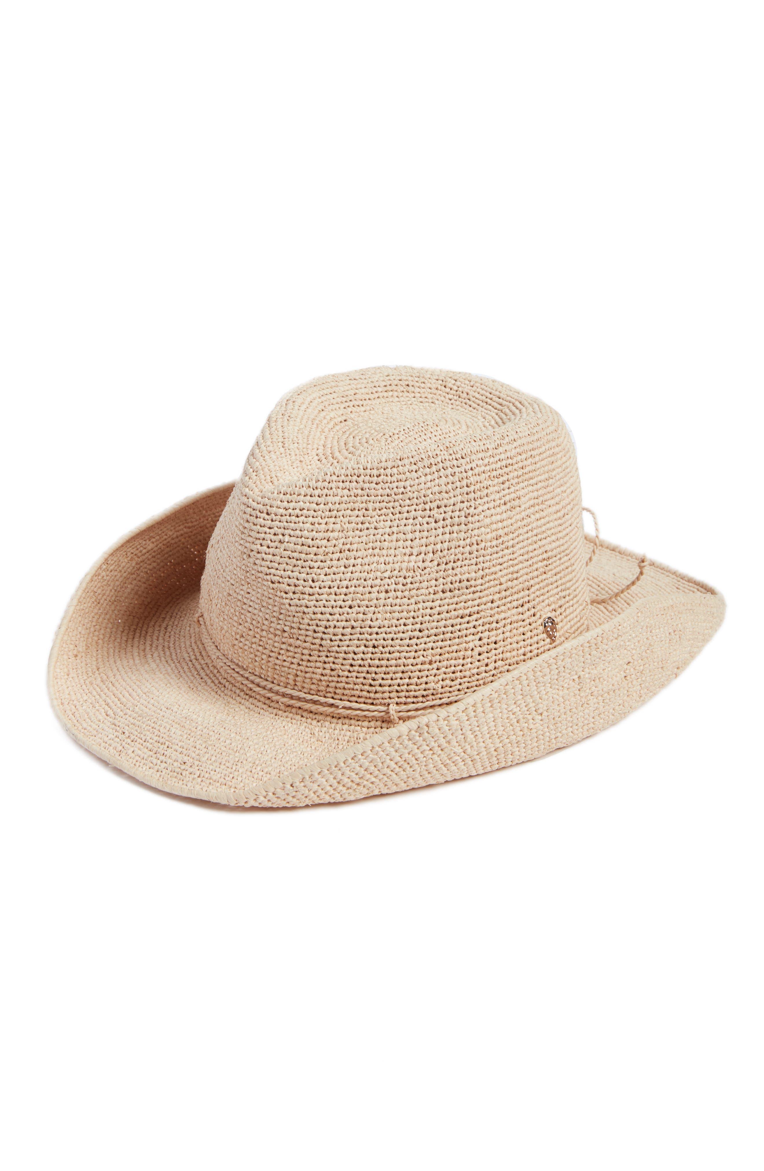 Belen Western Hat,                             Main thumbnail 1, color,                             NATURAL
