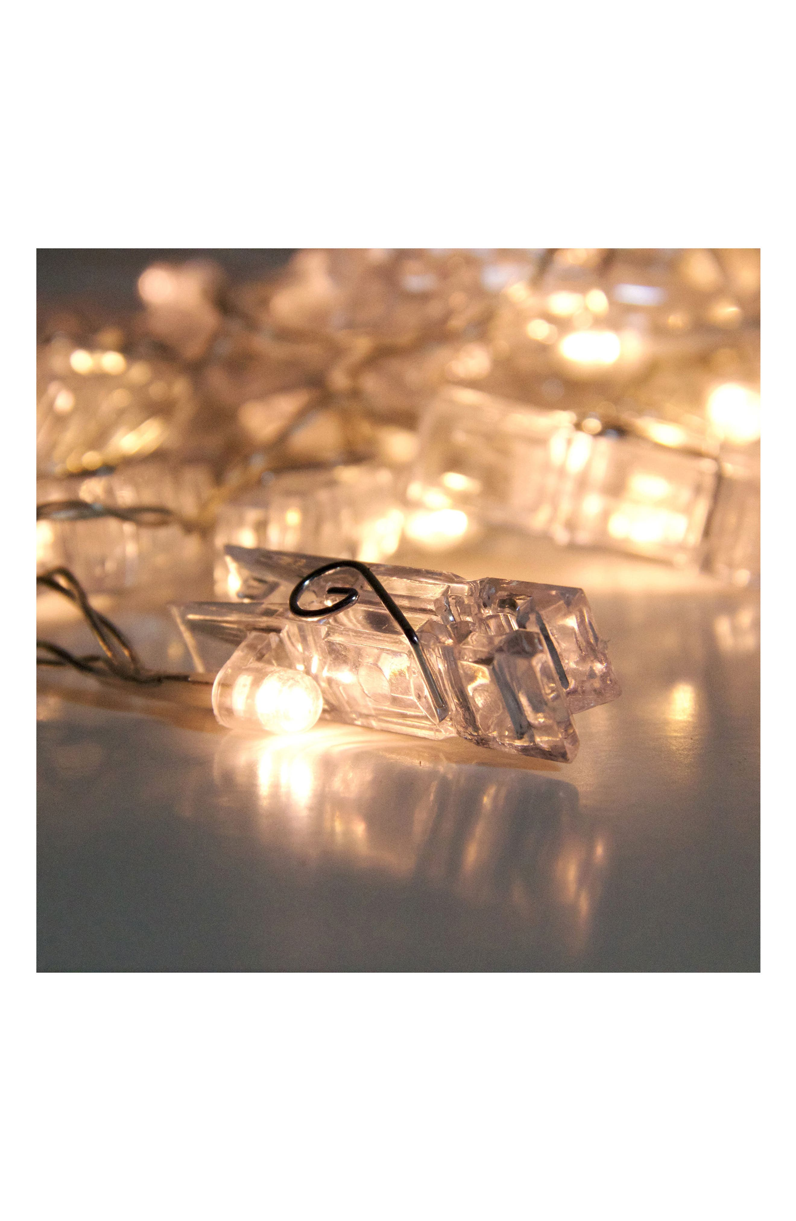Lighten Up Photo Display String,                             Alternate thumbnail 4, color,