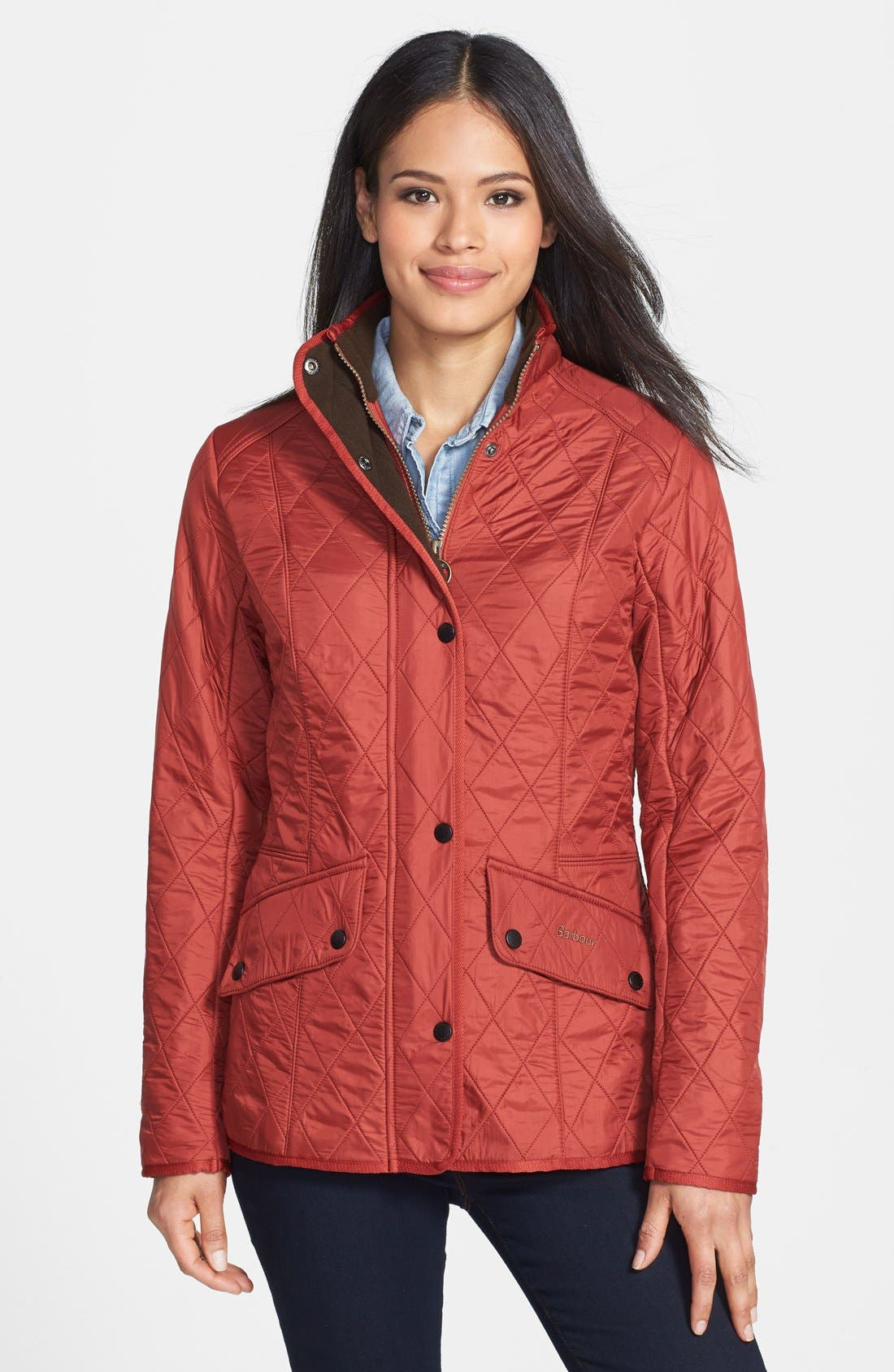 'Cavalry' Quilted Jacket,                             Main thumbnail 8, color,