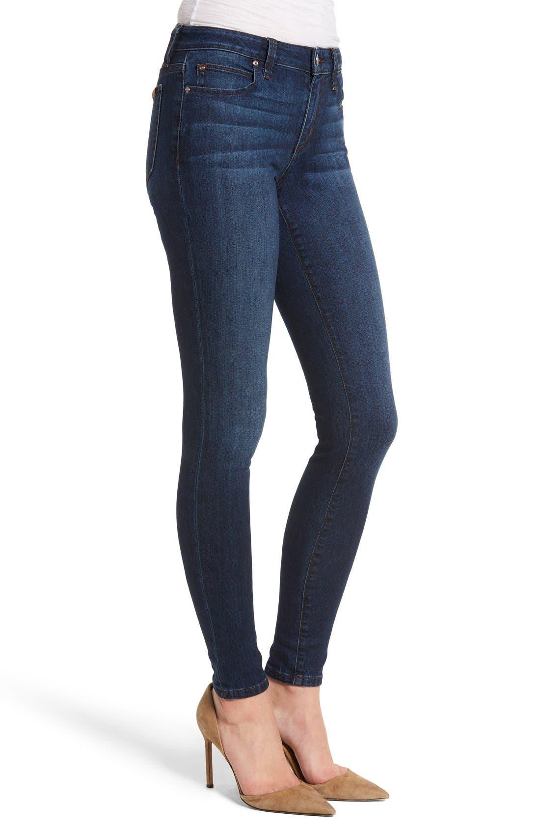 Honey Skinny Jeans,                             Alternate thumbnail 2, color,                             410