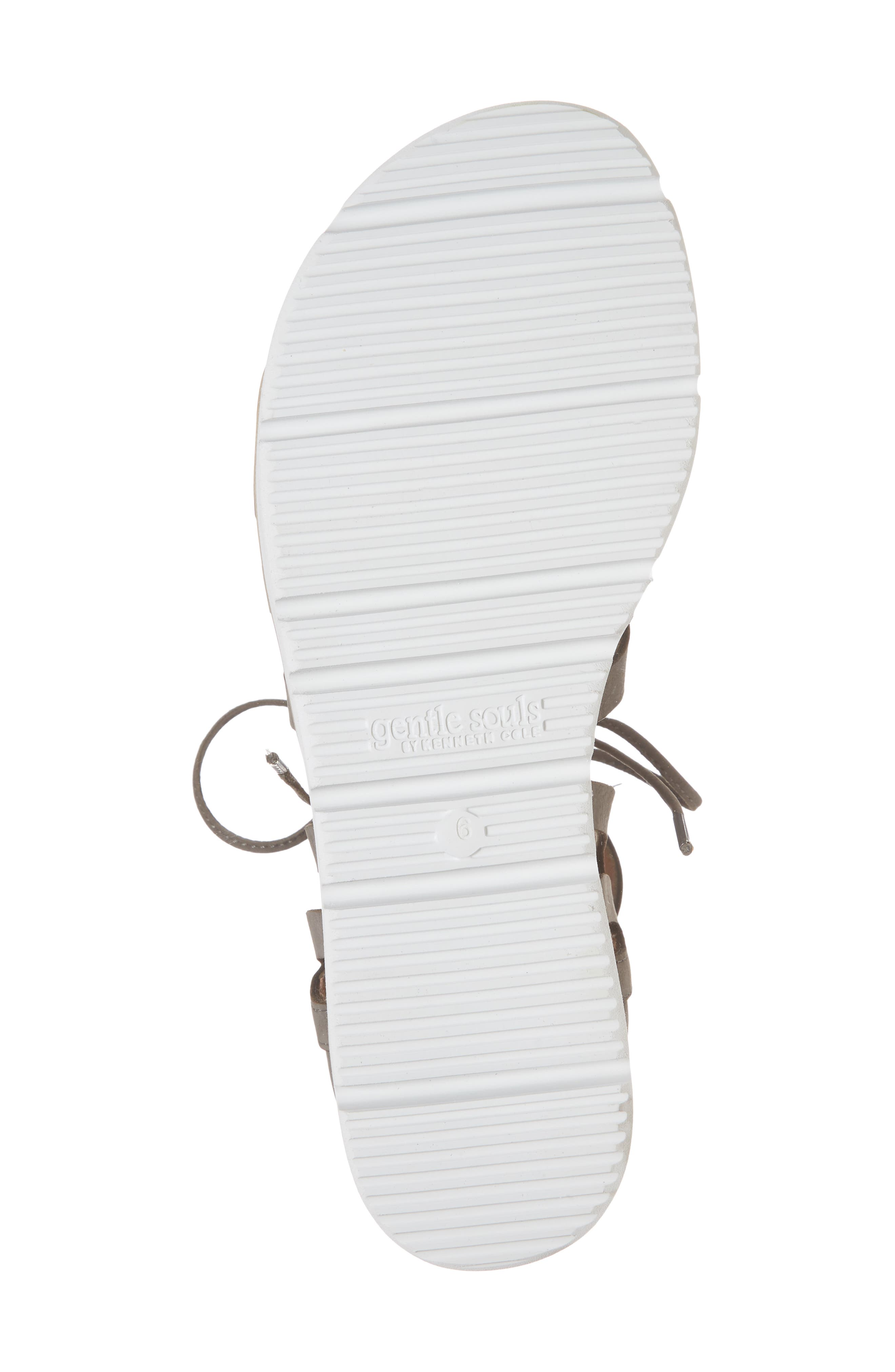 by Kenneth Cole Larina Lace-Up Sandal,                             Alternate thumbnail 17, color,