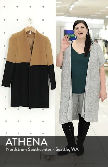 Colorblock Coat, sales video thumbnail