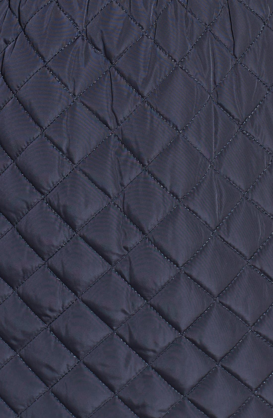 Hooded Quilted Jacket,                             Alternate thumbnail 20, color,