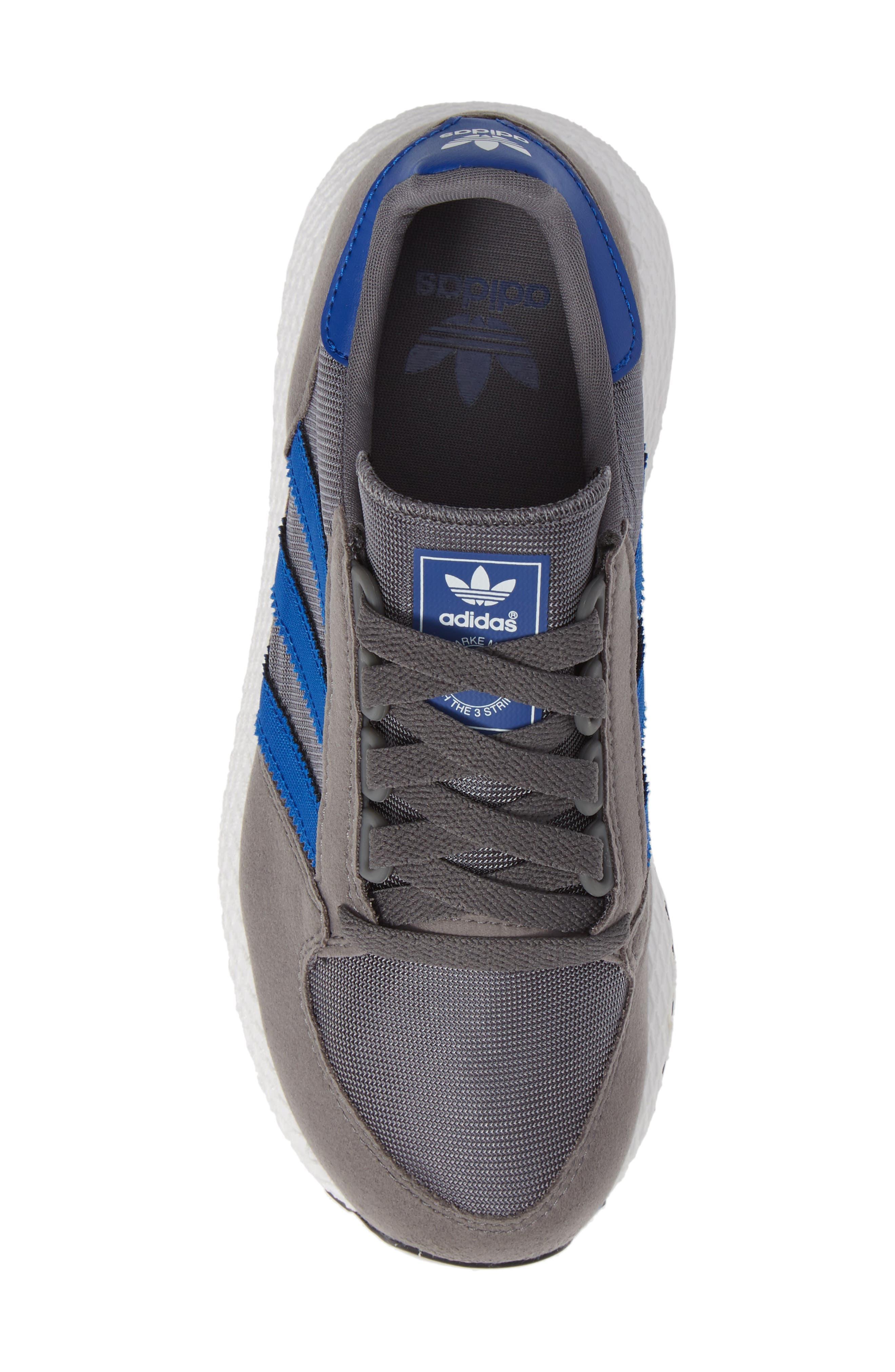 Forest Grove Sneaker,                             Alternate thumbnail 5, color,                             GREY/ COLLEGIATE ROYAL/ WHITE