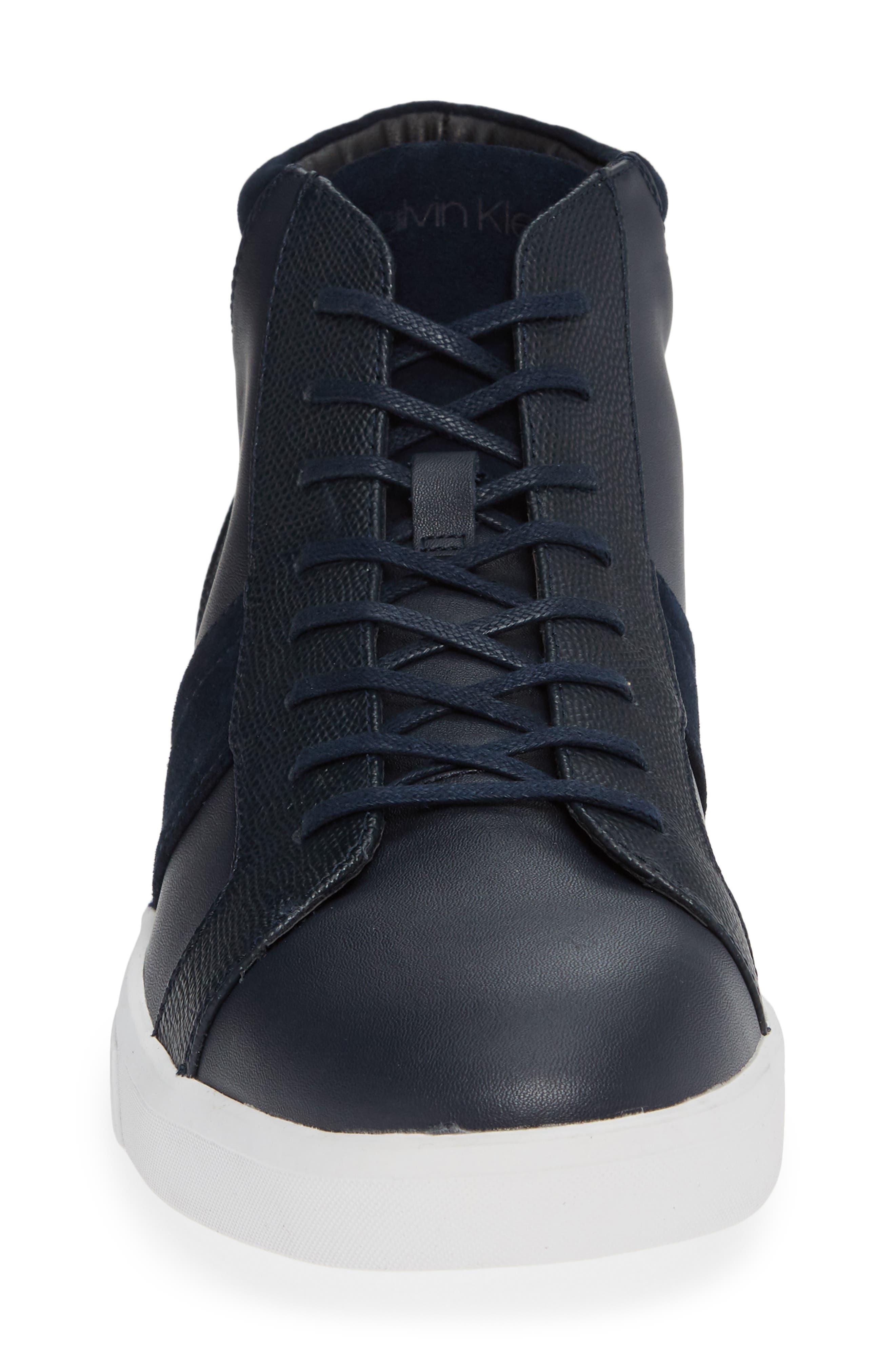Soft 8 Slip-On Sneaker,                             Alternate thumbnail 4, color,                             BLACK/ BLACK LEATHER