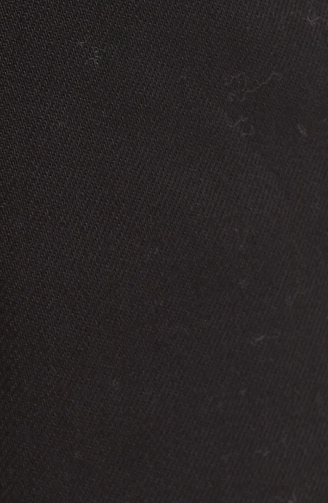 ACNE STUDIOS,                             Town Straight Leg Jeans,                             Alternate thumbnail 6, color,                             001