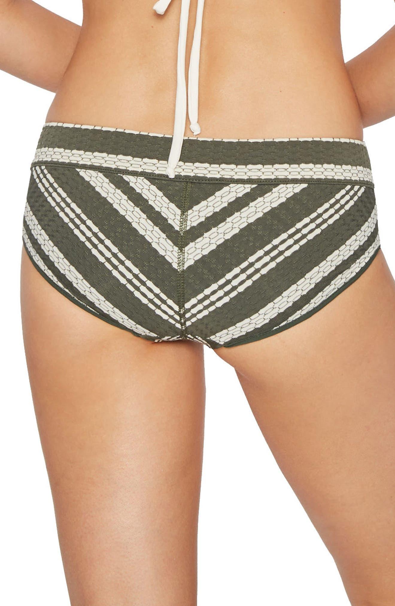 Livvy Hipster Bikini Bottoms,                             Alternate thumbnail 2, color,                             305