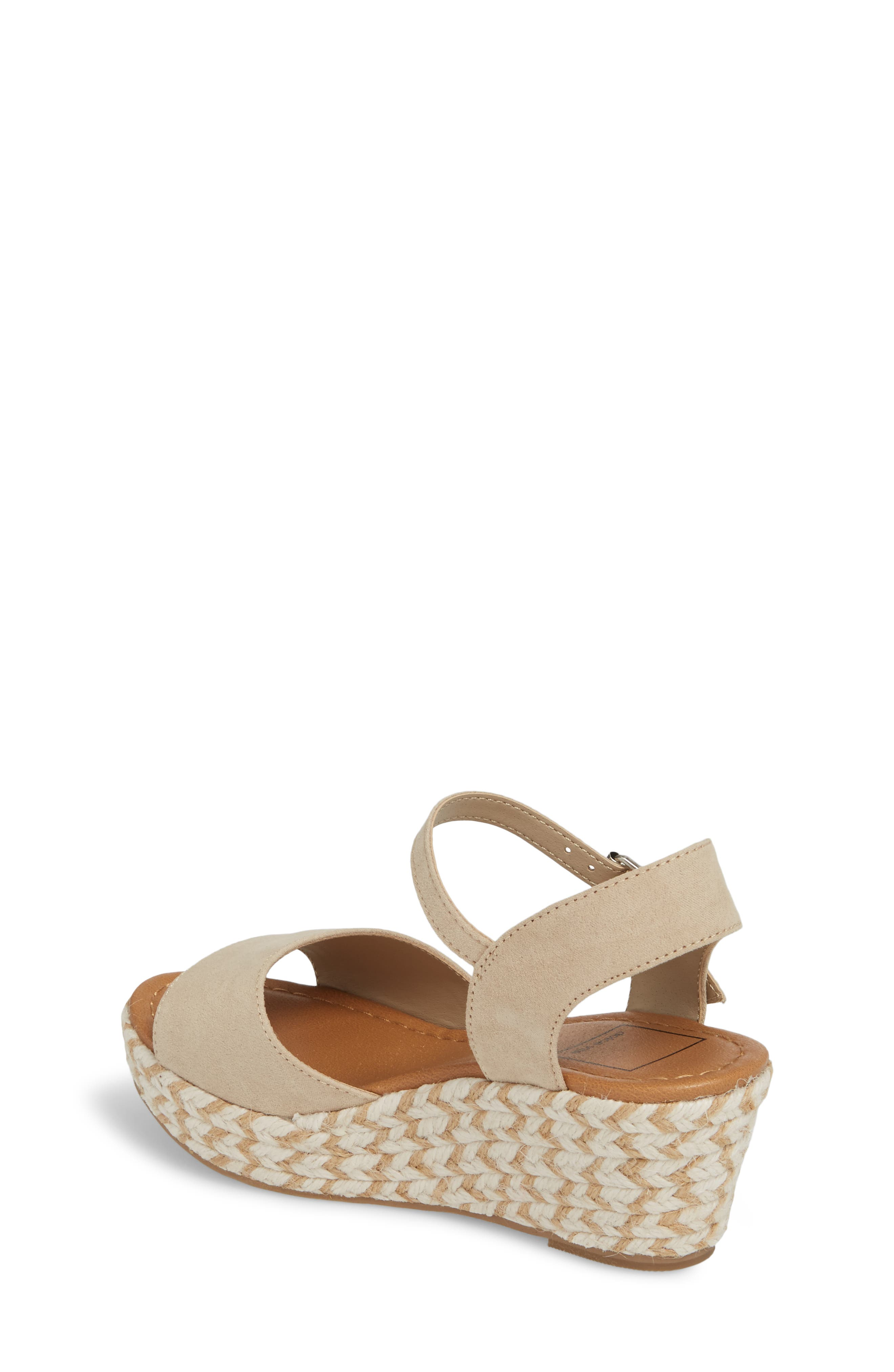 Wendy Espadrille Wedge Sandal,                             Alternate thumbnail 2, color,                             277