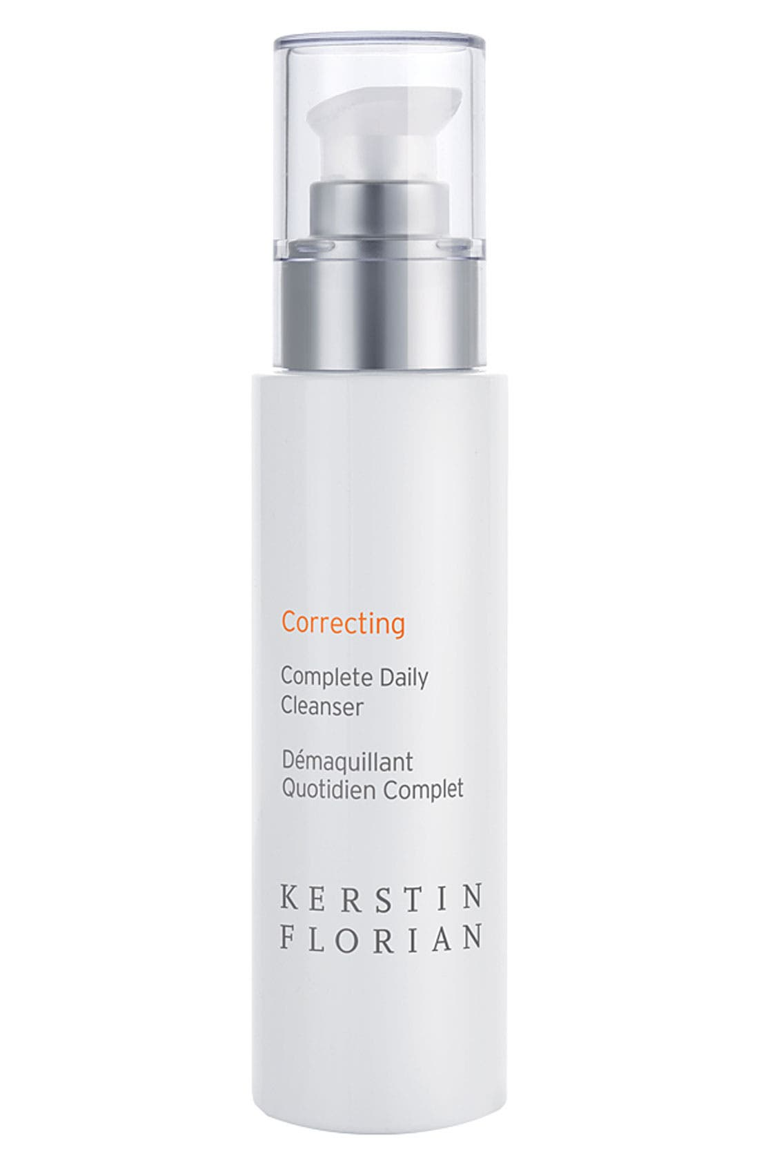 Correcting Complete Daily Cleanser,                             Main thumbnail 1, color,                             000