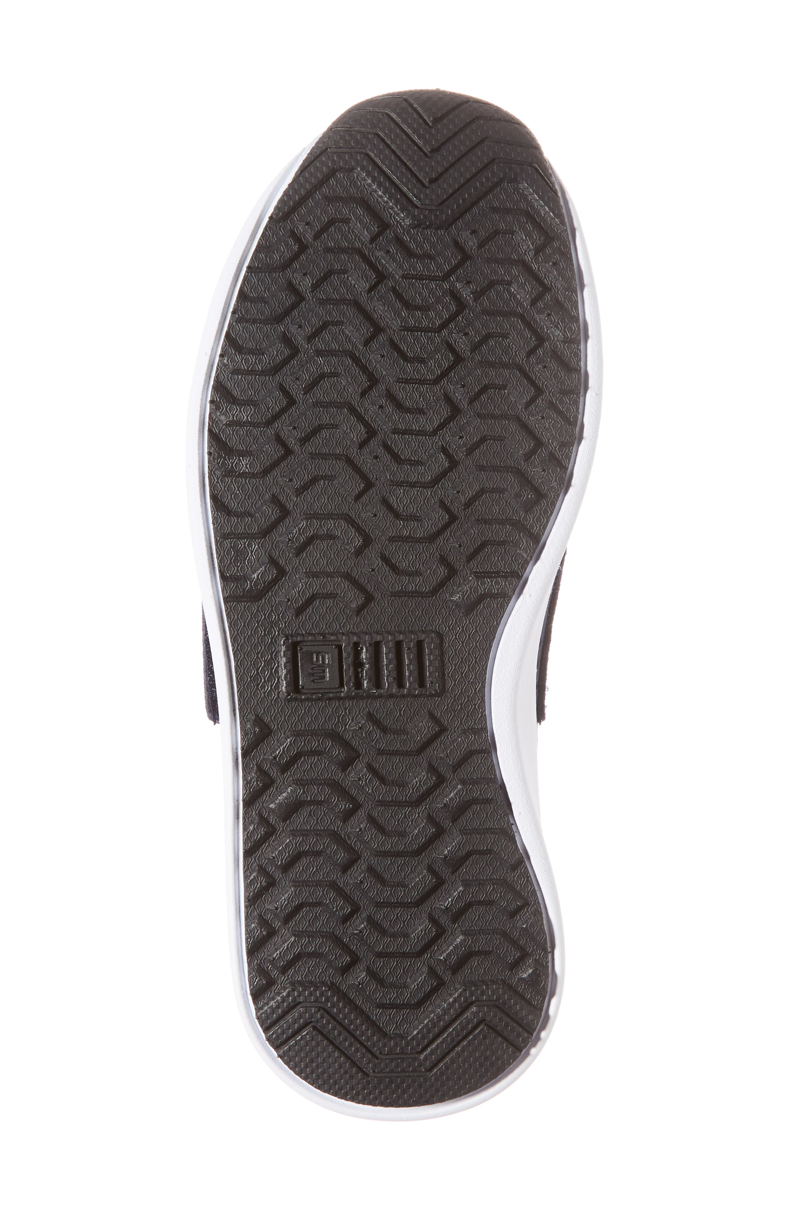 Brixxnv Perforated Sneaker,                             Alternate thumbnail 6, color,                             NAVY