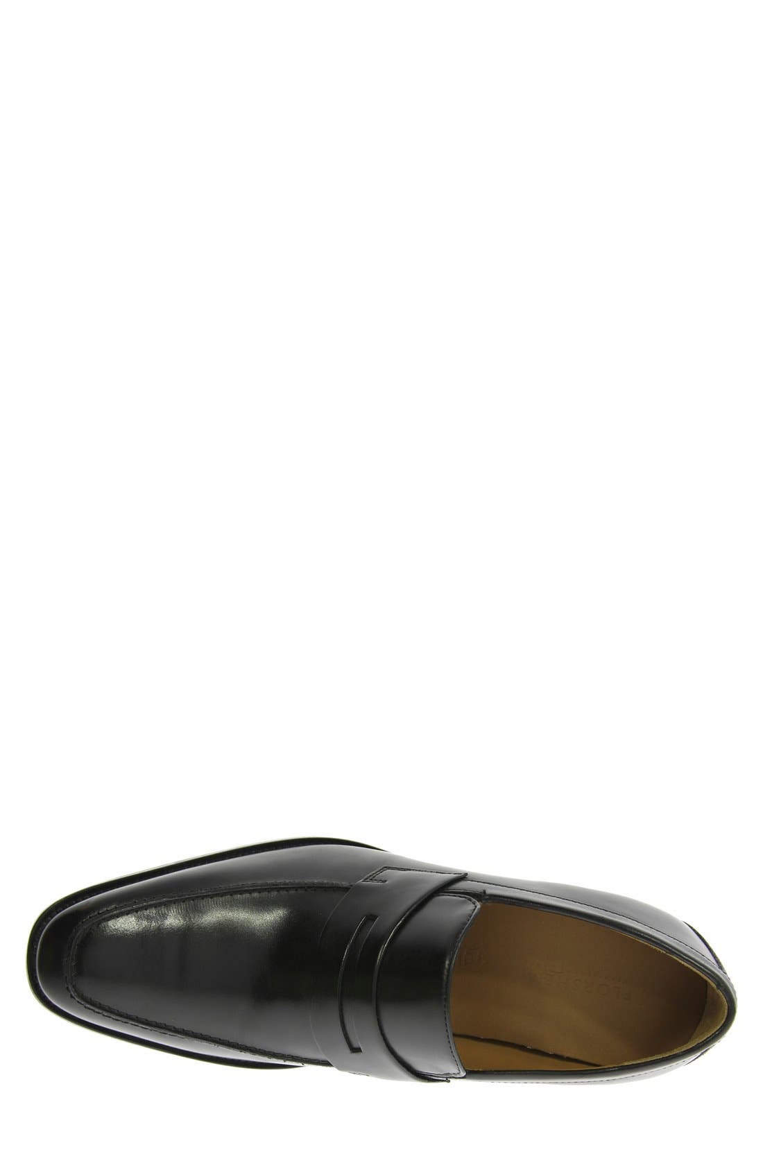 'Sabato' Penny Loafer,                             Alternate thumbnail 3, color,